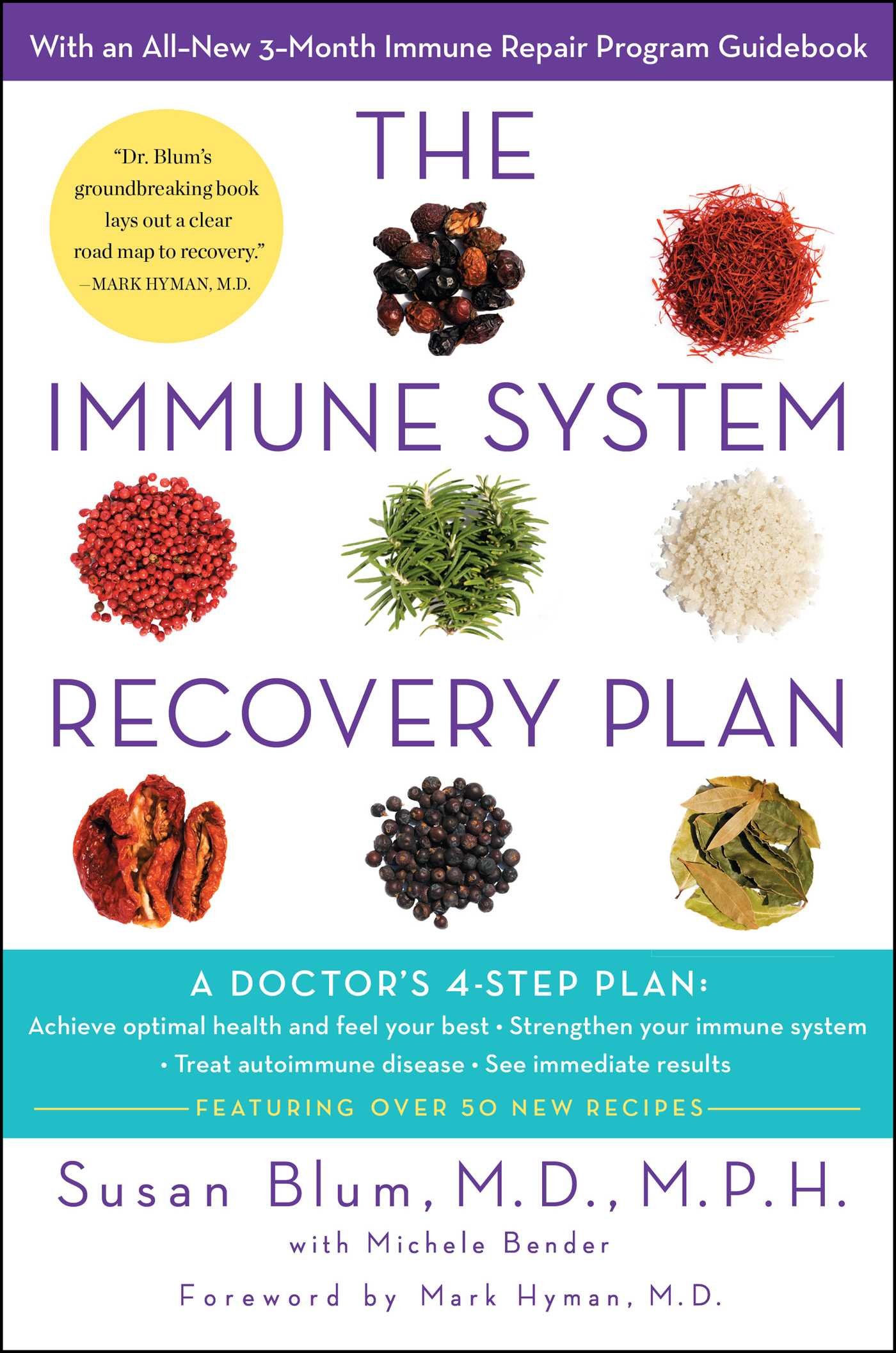 The immune system recovery plan 9781451694970 hr