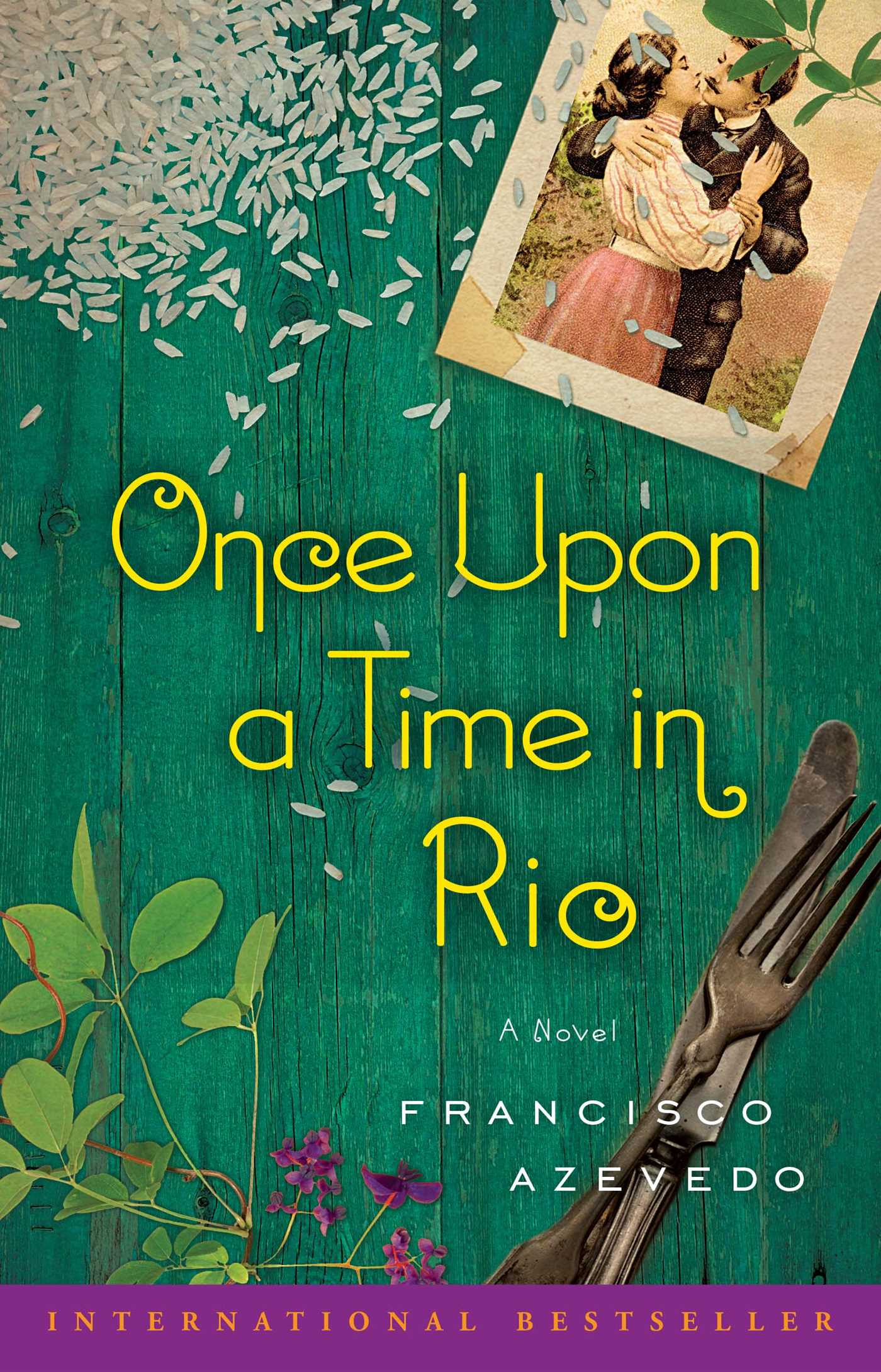 Once upon a time in rio 9781451695571 hr