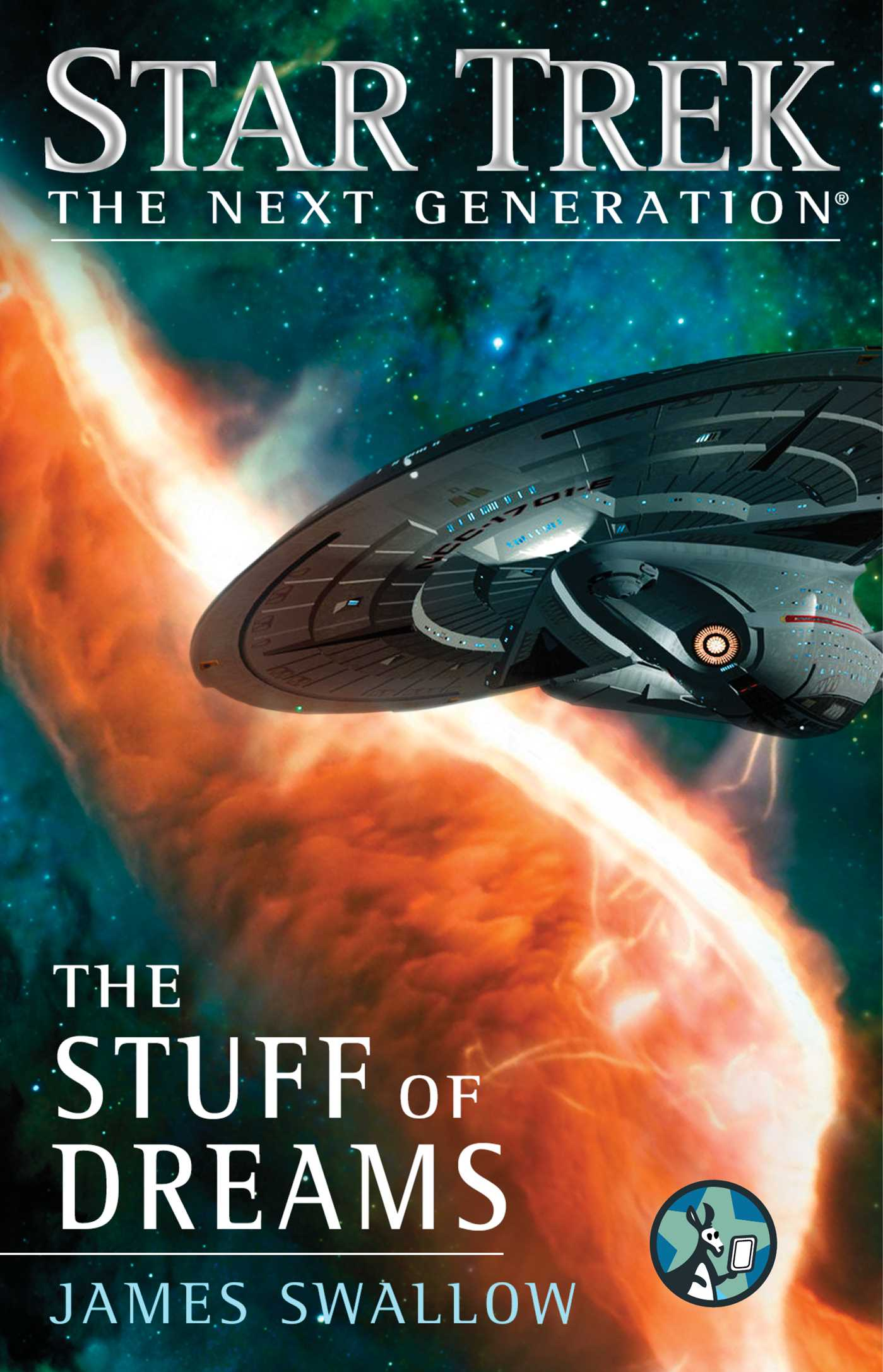 Star trek the next generation the stuff of dreams 9781451696615 hr