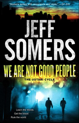 We Are Not Good People book cover