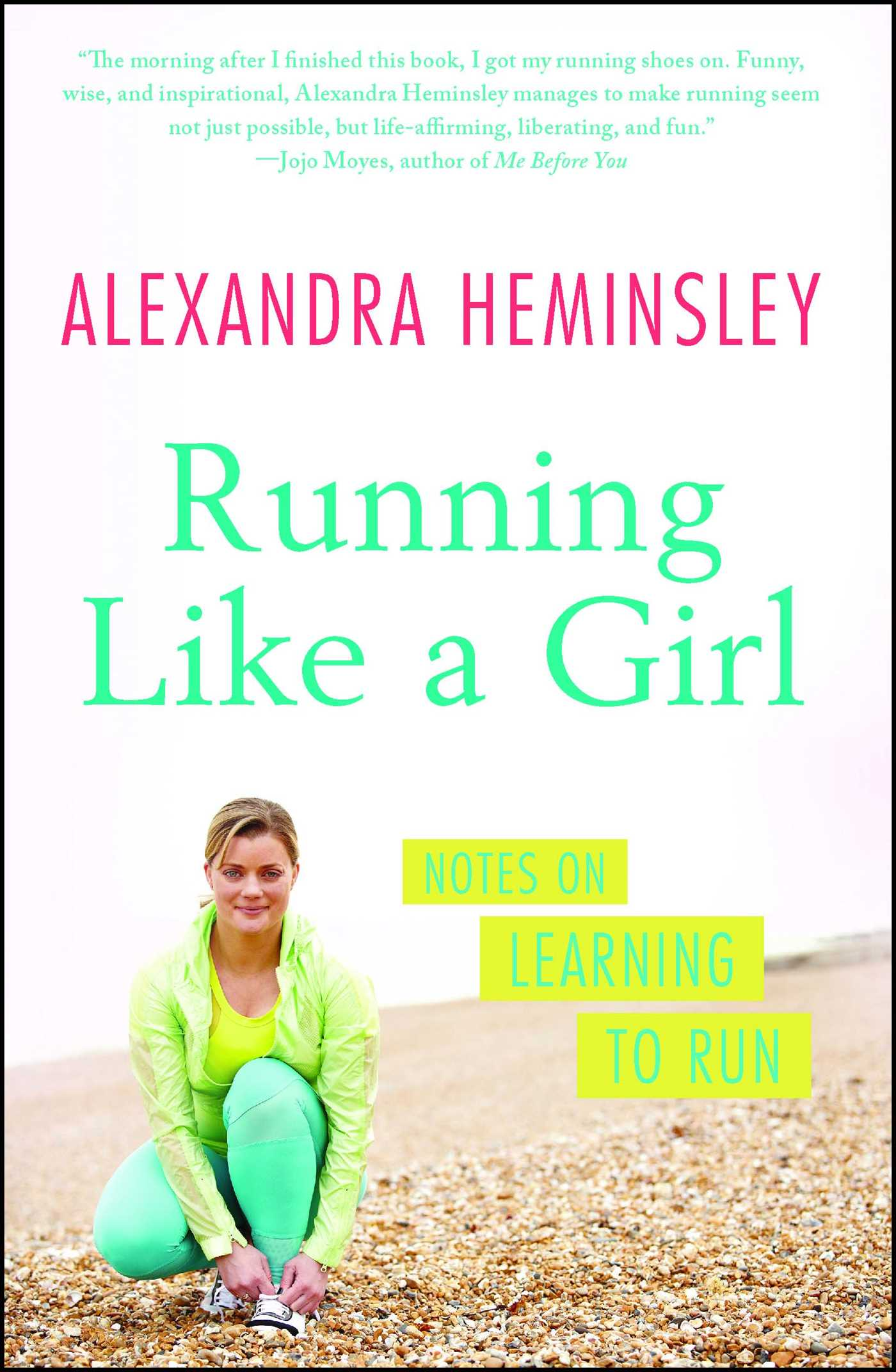 Running like a girl 9781451697155 hr
