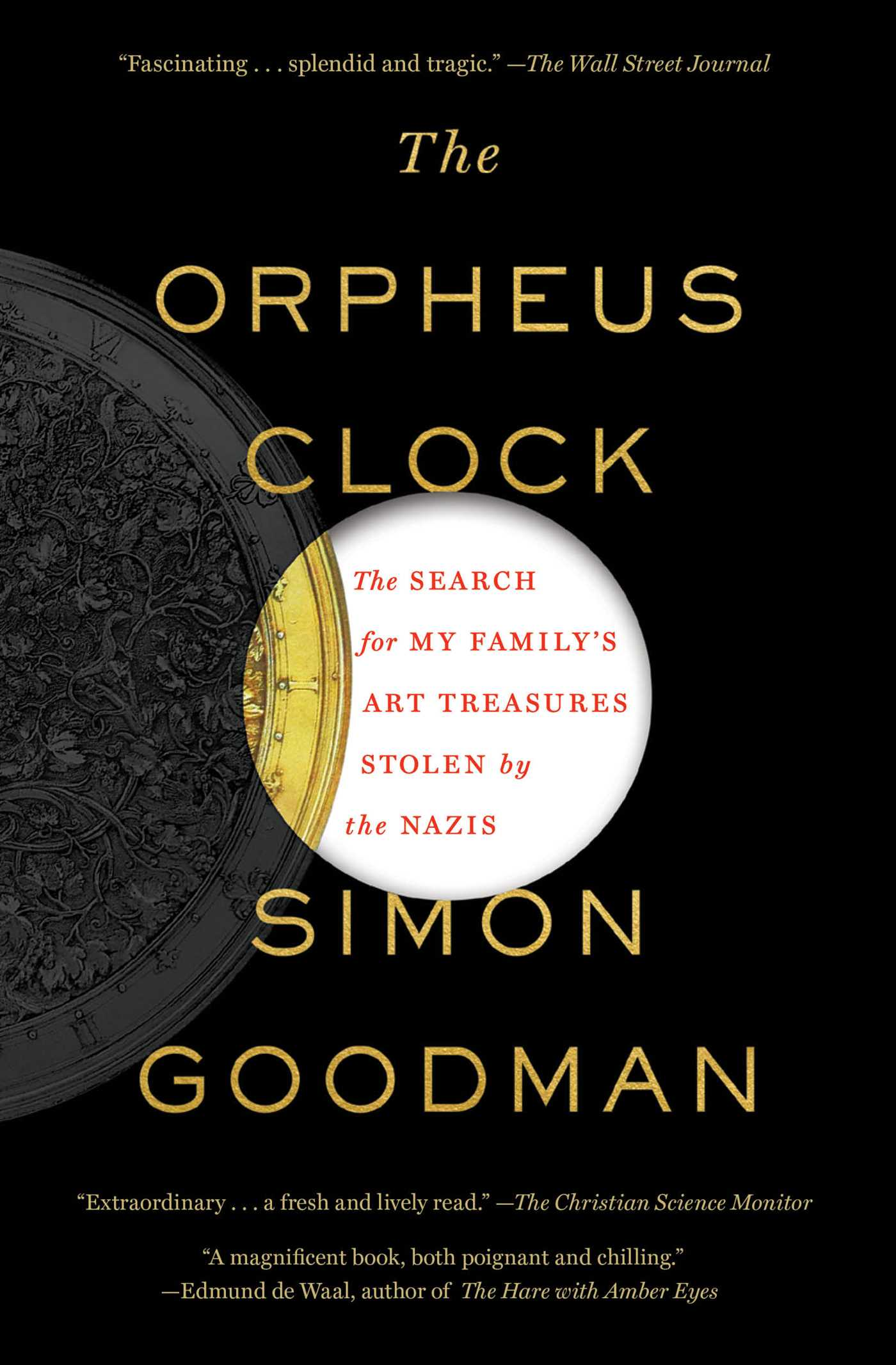 The orpheus clock 9781451697643 hr