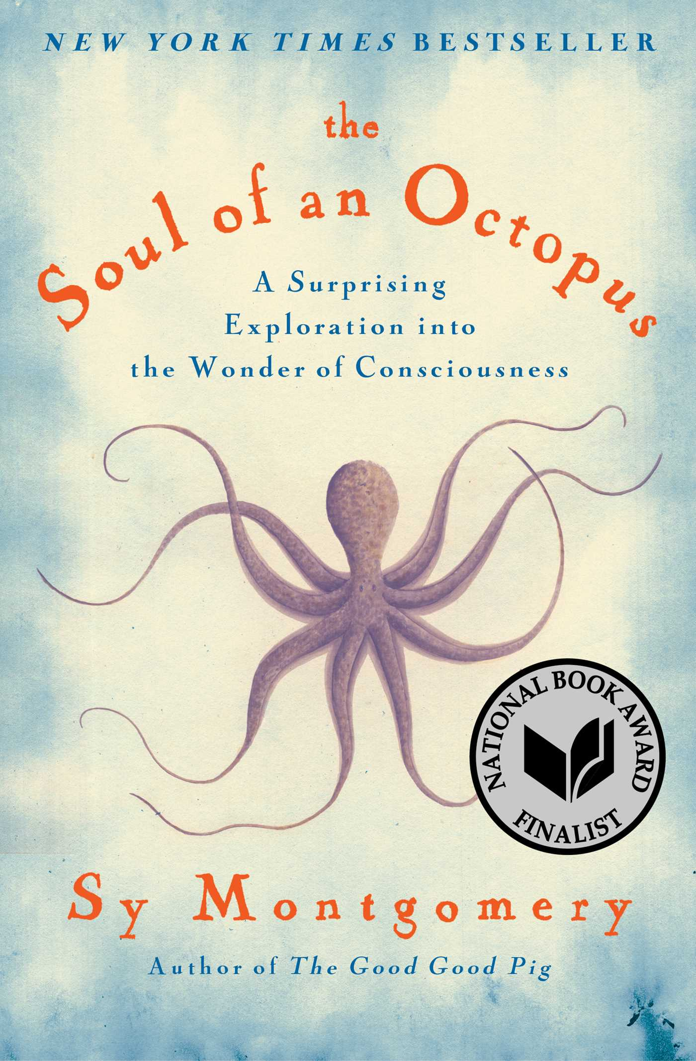 The soul of an octopus 9781451697728 hr