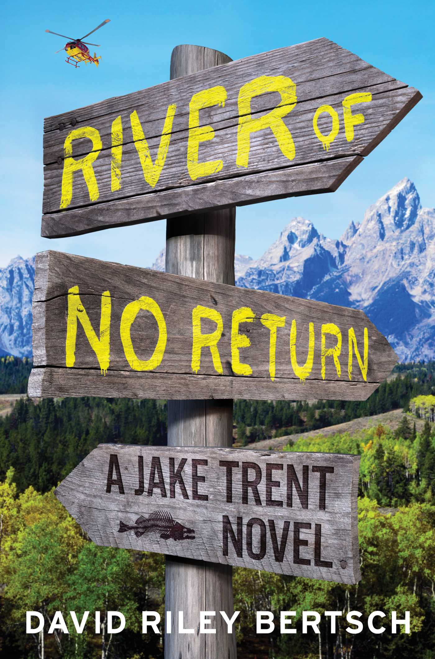 River of no return 9781451698039 hr
