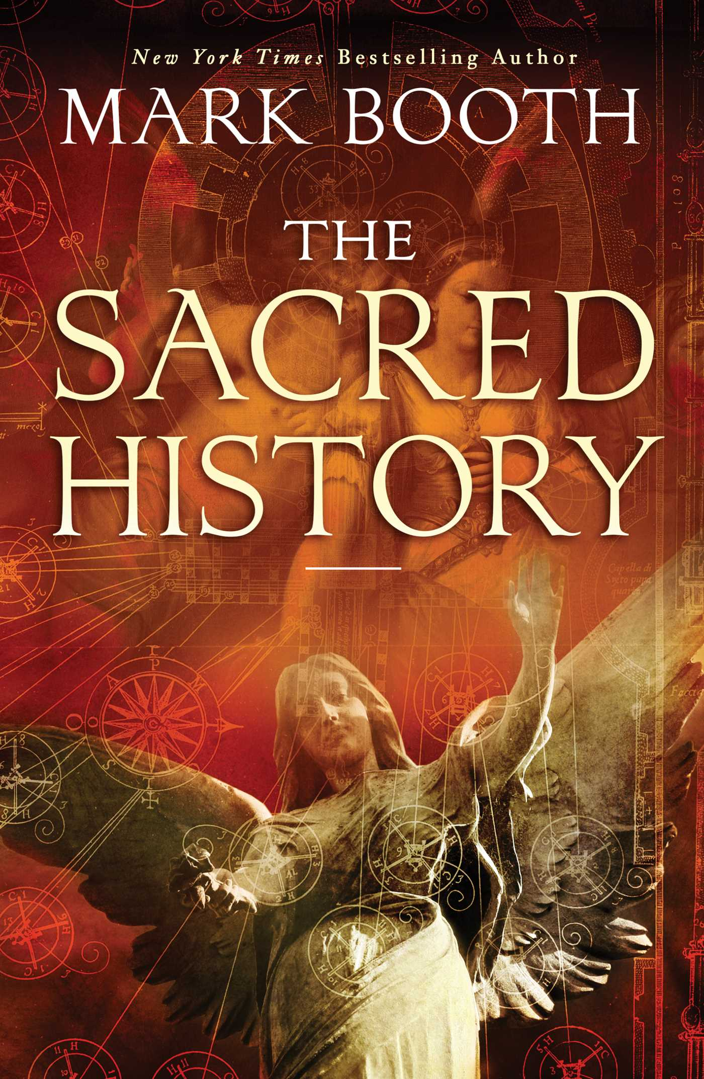 The sacred history 9781451698565 hr