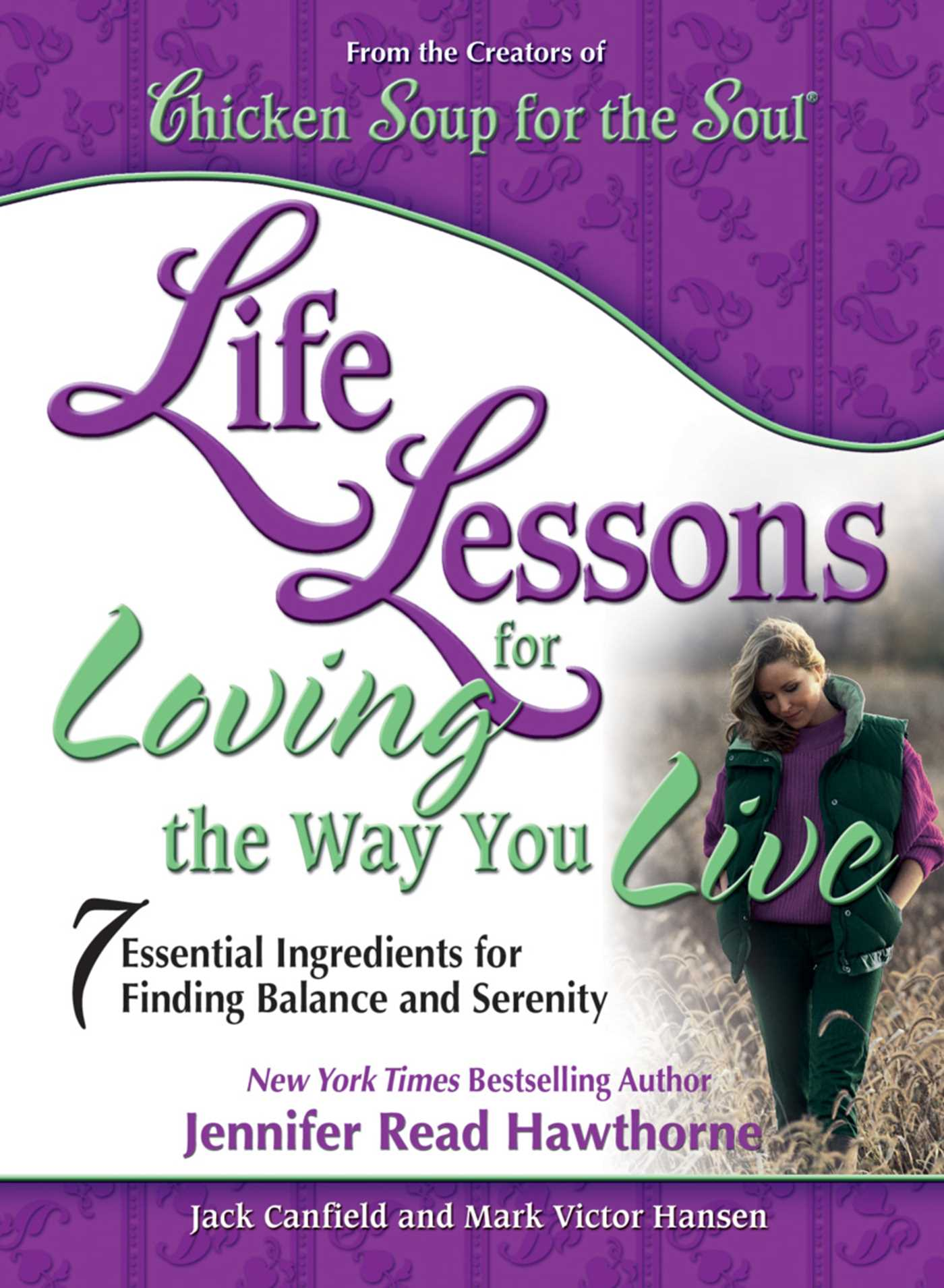 Life lessons for loving the way you live 9781453275283 hr