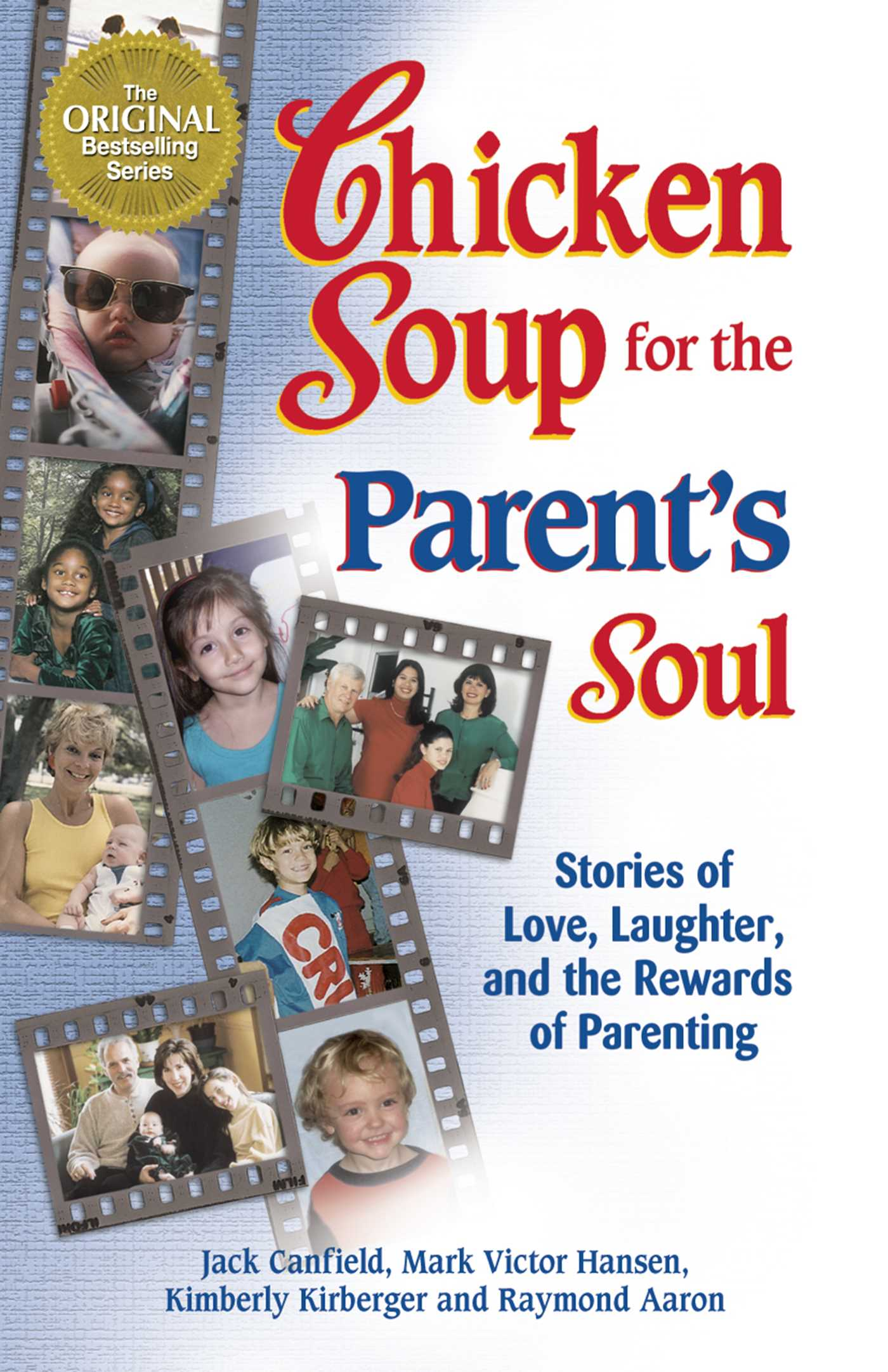 Chicken soup for the parents soul 9781453280324 hr