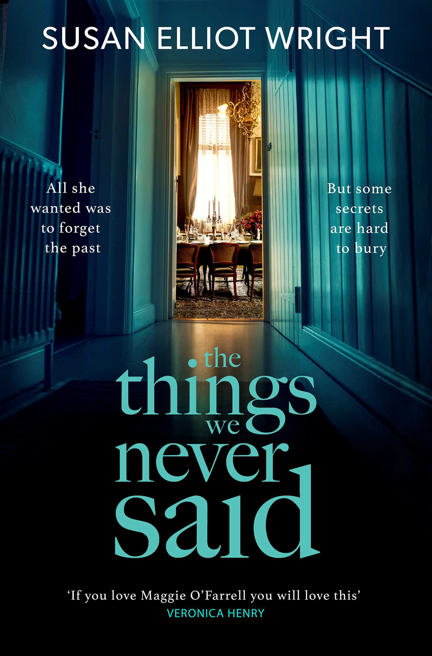 The things we never said 9781471102332 hr