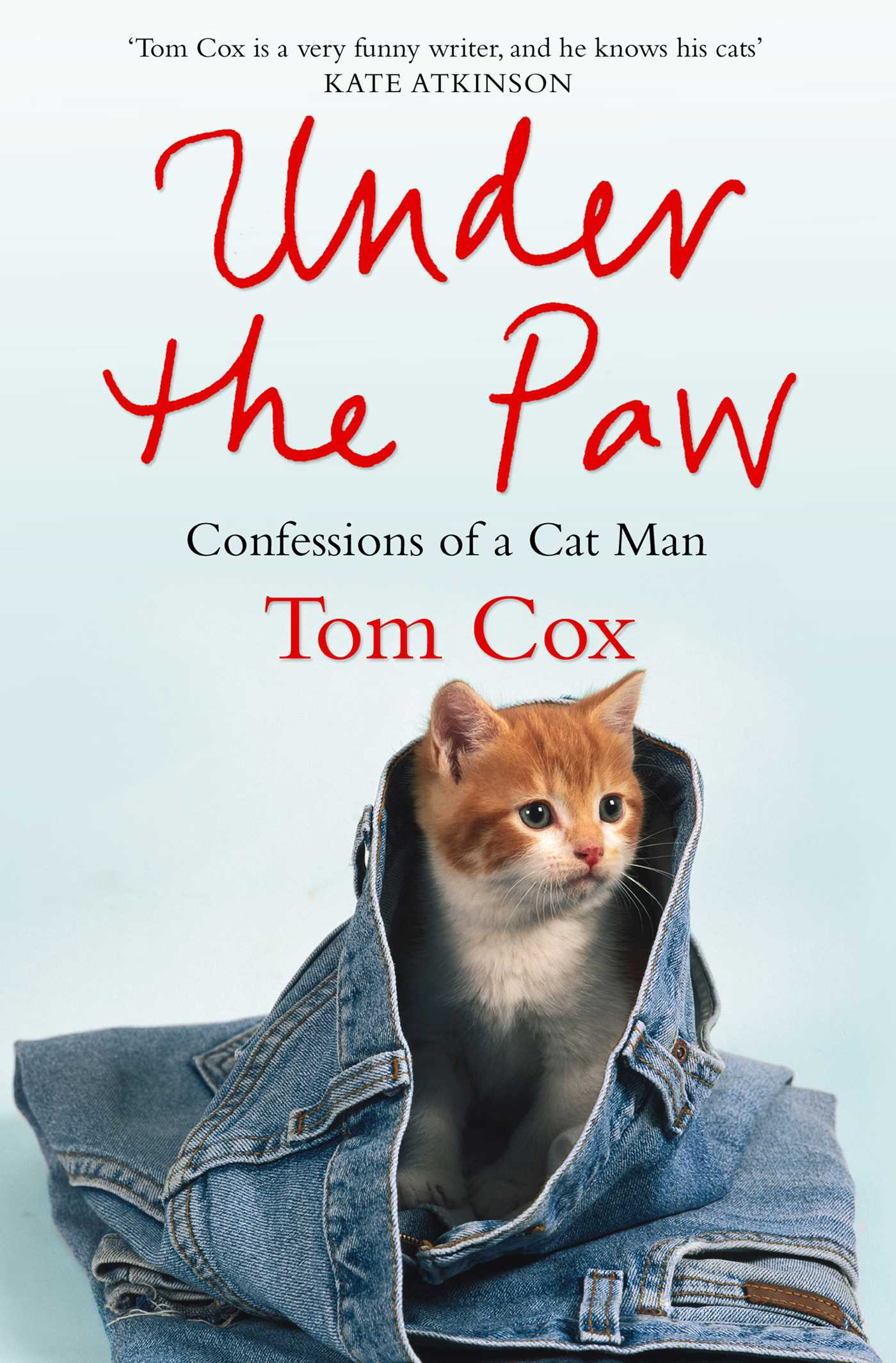 Under the paw ebook by tom cox official publisher page simon under the paw 9781471102707 hr fandeluxe Document