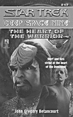 S/trek Ds9 17: Heart Of The Warrior