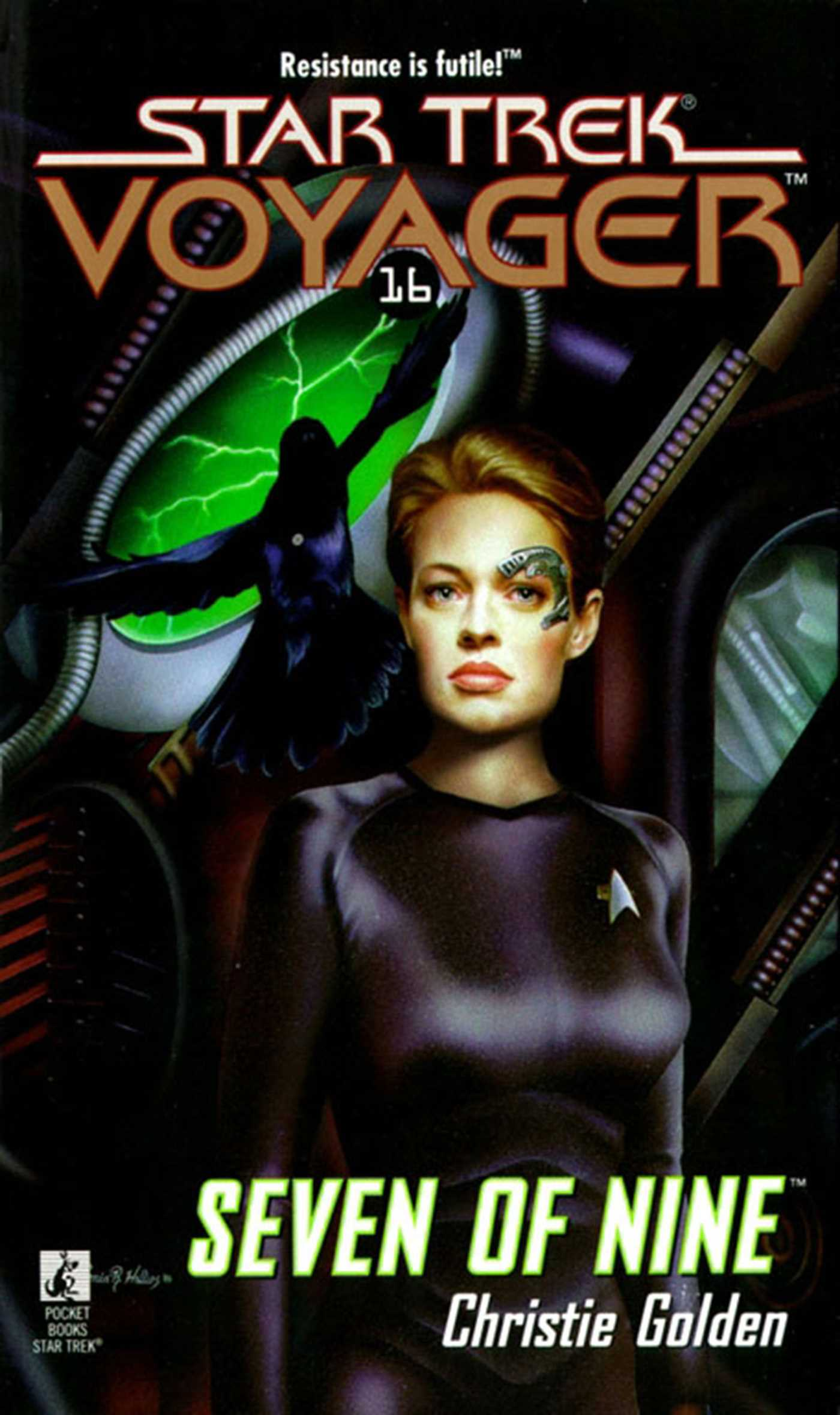 St Voyager #16 Seven Of Nine eBook by Christie Golden | Official ...