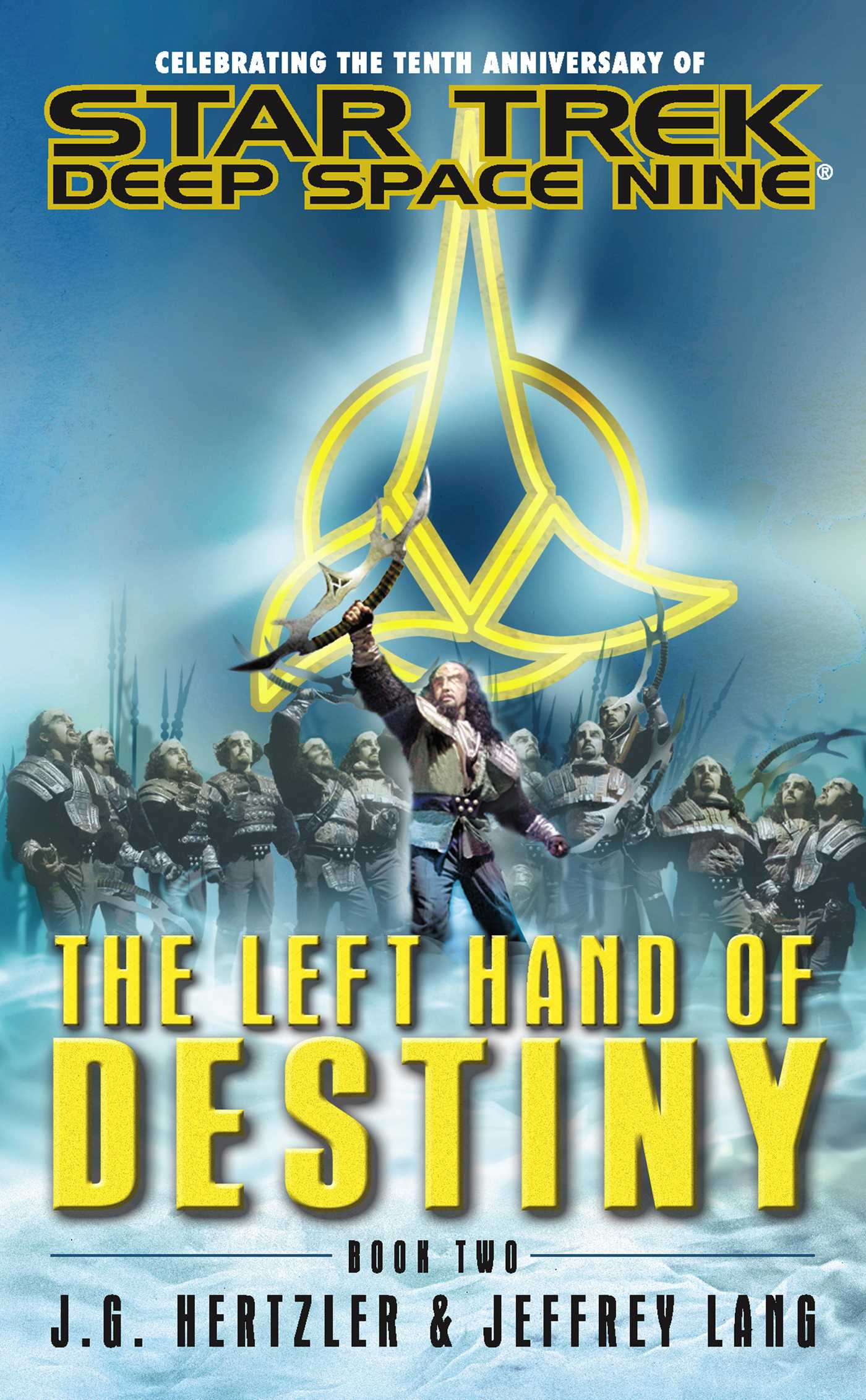 The left hand of destiny book two 9781471106583 hr
