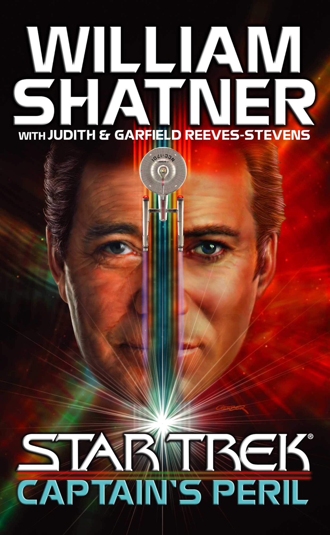 William shatner official publisher page simon schuster au book cover image jpg captains peril ebook 9781471106897 fandeluxe Ebook collections