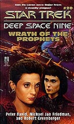 Strek Ds9 #20 Wrath Of The Prophets
