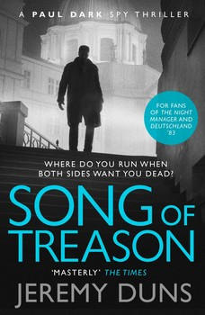 Song of Treason (Paul Dark 2)