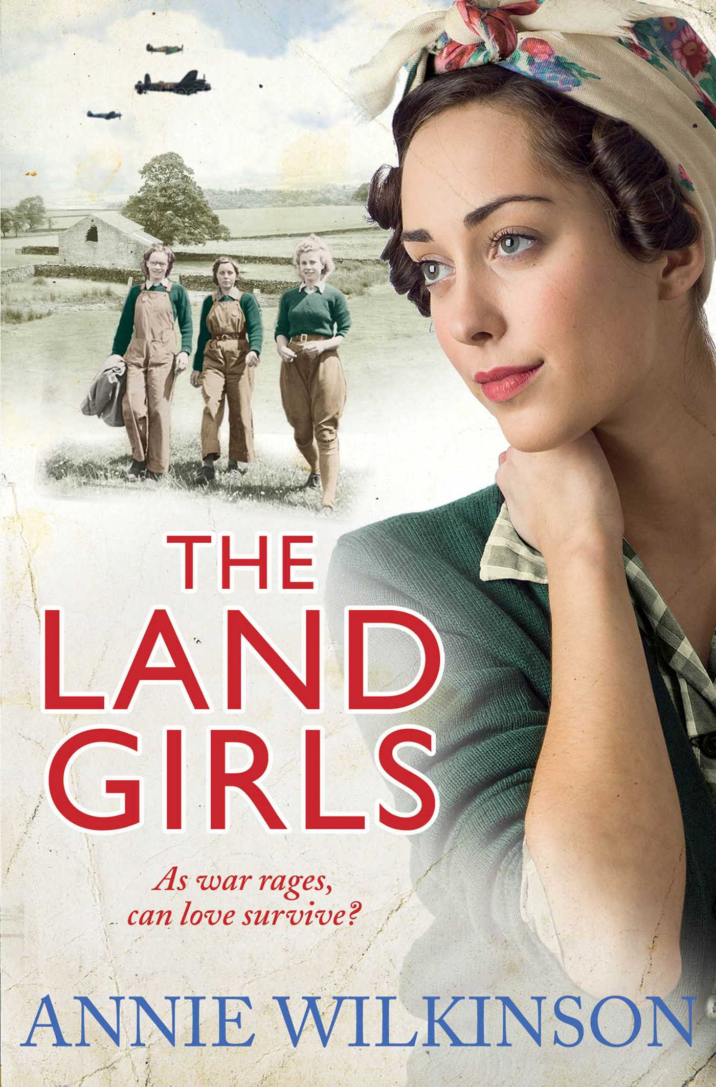 The land girls 9781471115417 hr
