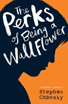 Perks of being a wallflower book cover back