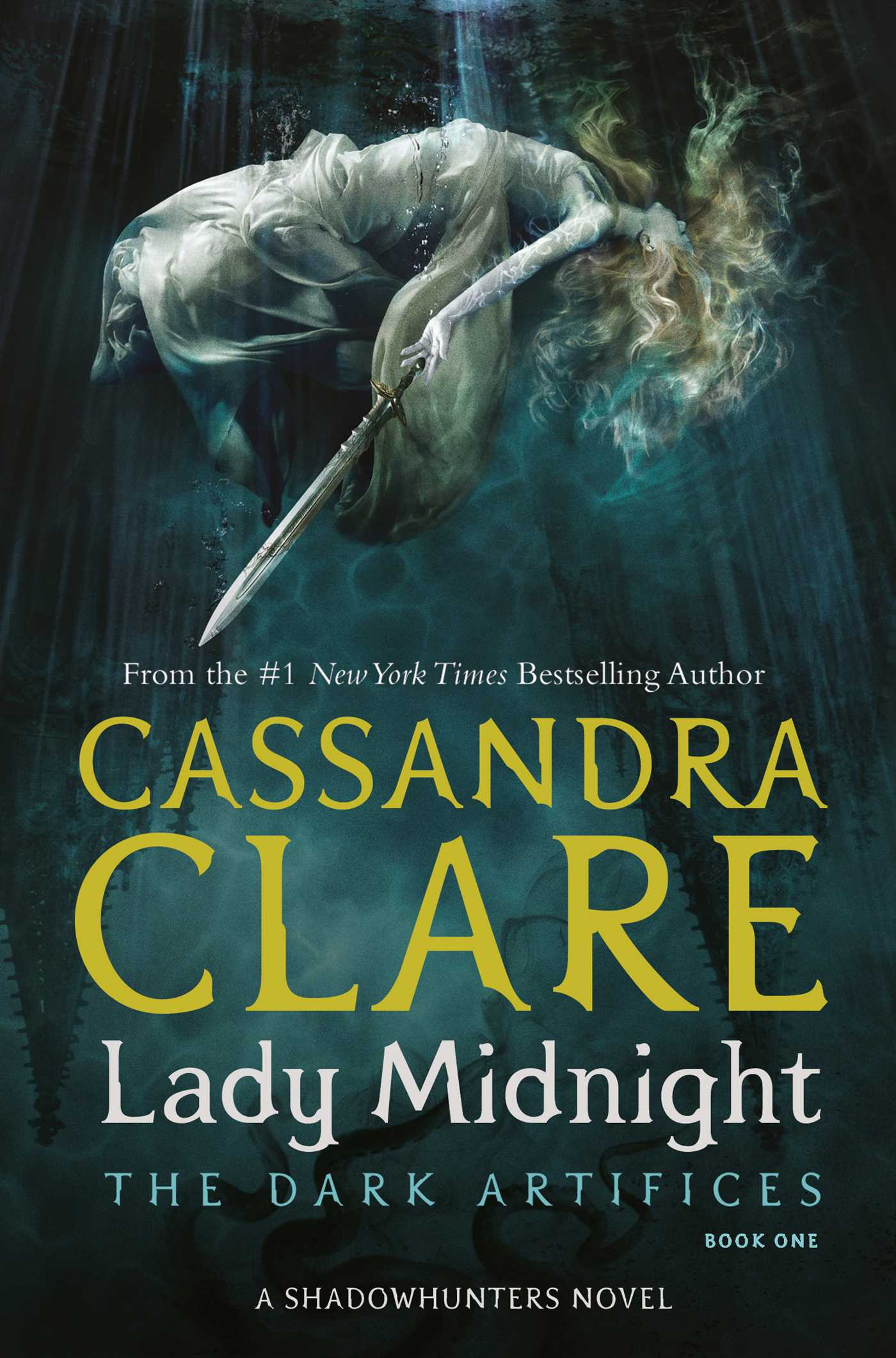 Lady midnight 9781471116636 hr