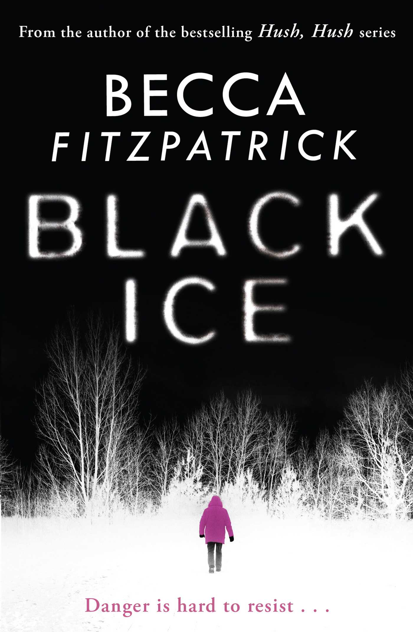 Book Cover Black Uk ~ Black ice book by becca fitzpatrick official publisher