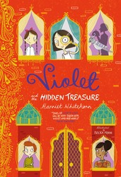 Violet and the Hidden Treasure