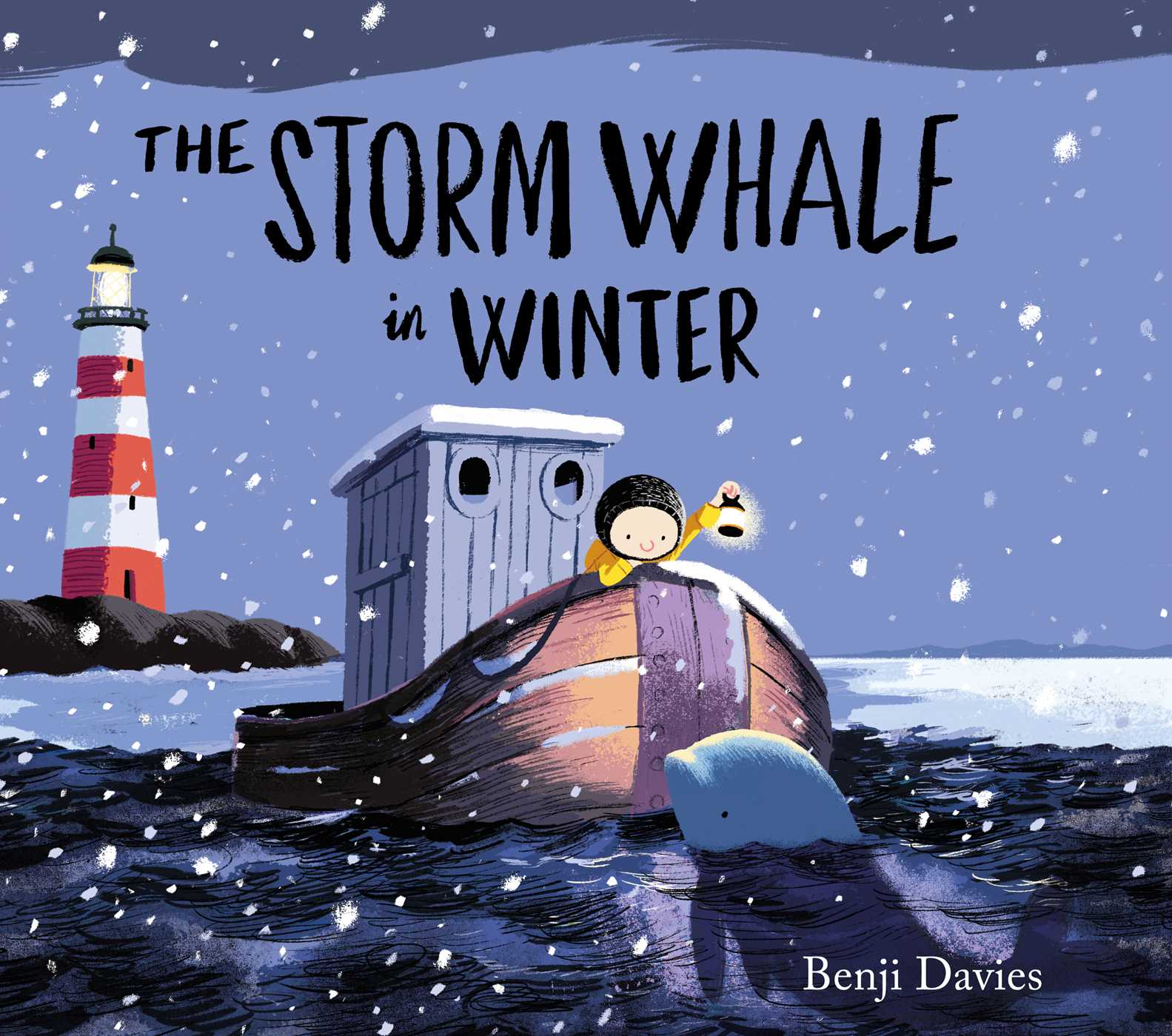 The storm whale in winter 9781471119996 hr