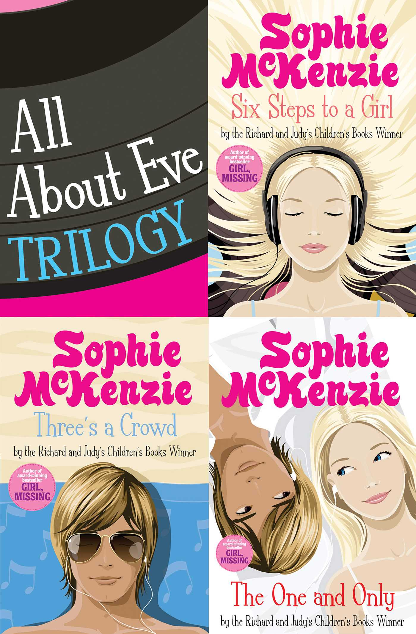 All about eve trilogy ebook by sophie mckenzie official publisher ebook 9781471121609 author photo jpg sophie mckenzie fandeluxe Image collections
