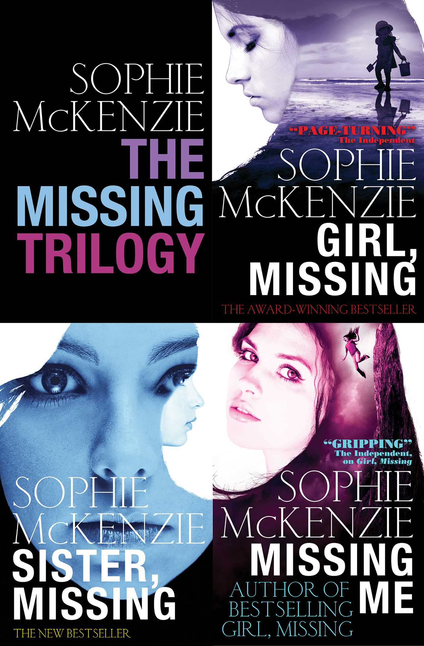The missing trilogy ebook by sophie mckenzie official publisher ebook 9781471121623 author photo jpg sophie mckenzie fandeluxe Image collections