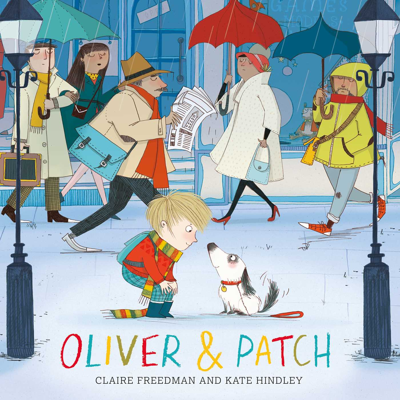 Image result for oliver and patch clipart