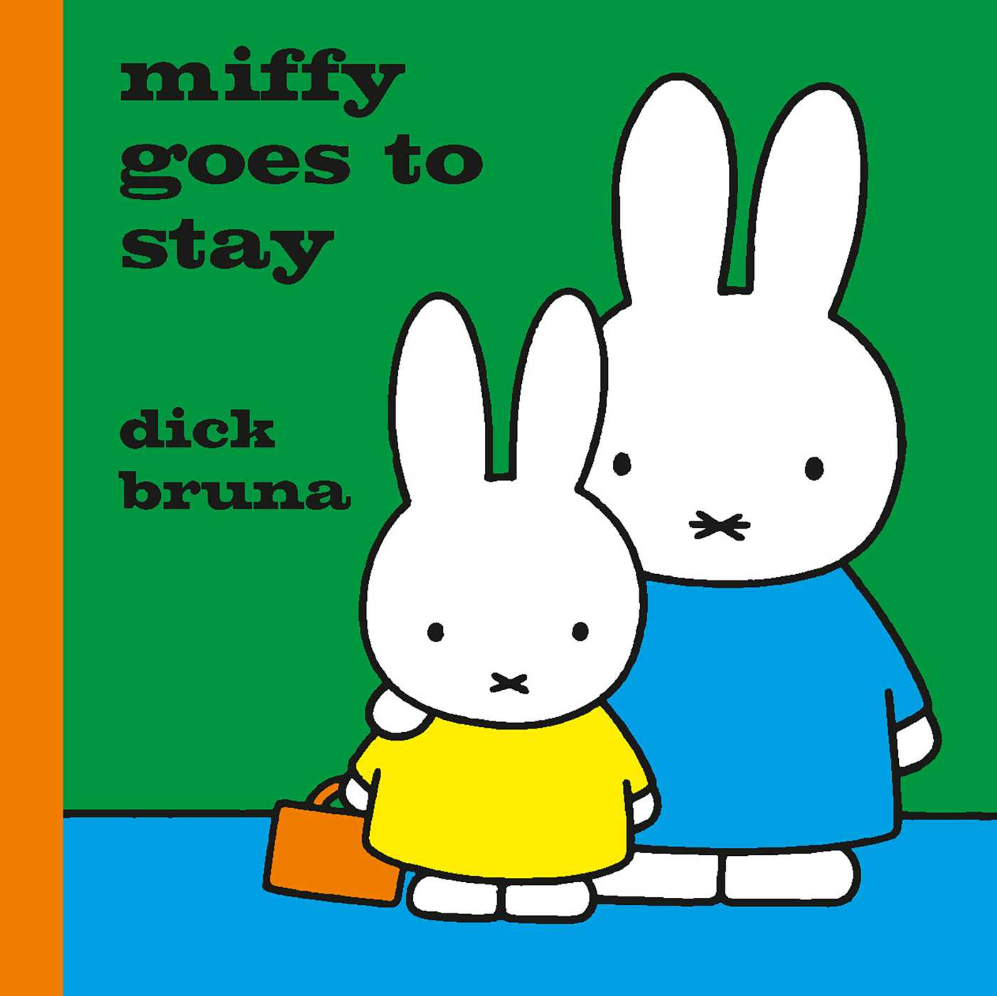 Miffy goes to stay 9781471123375 hr