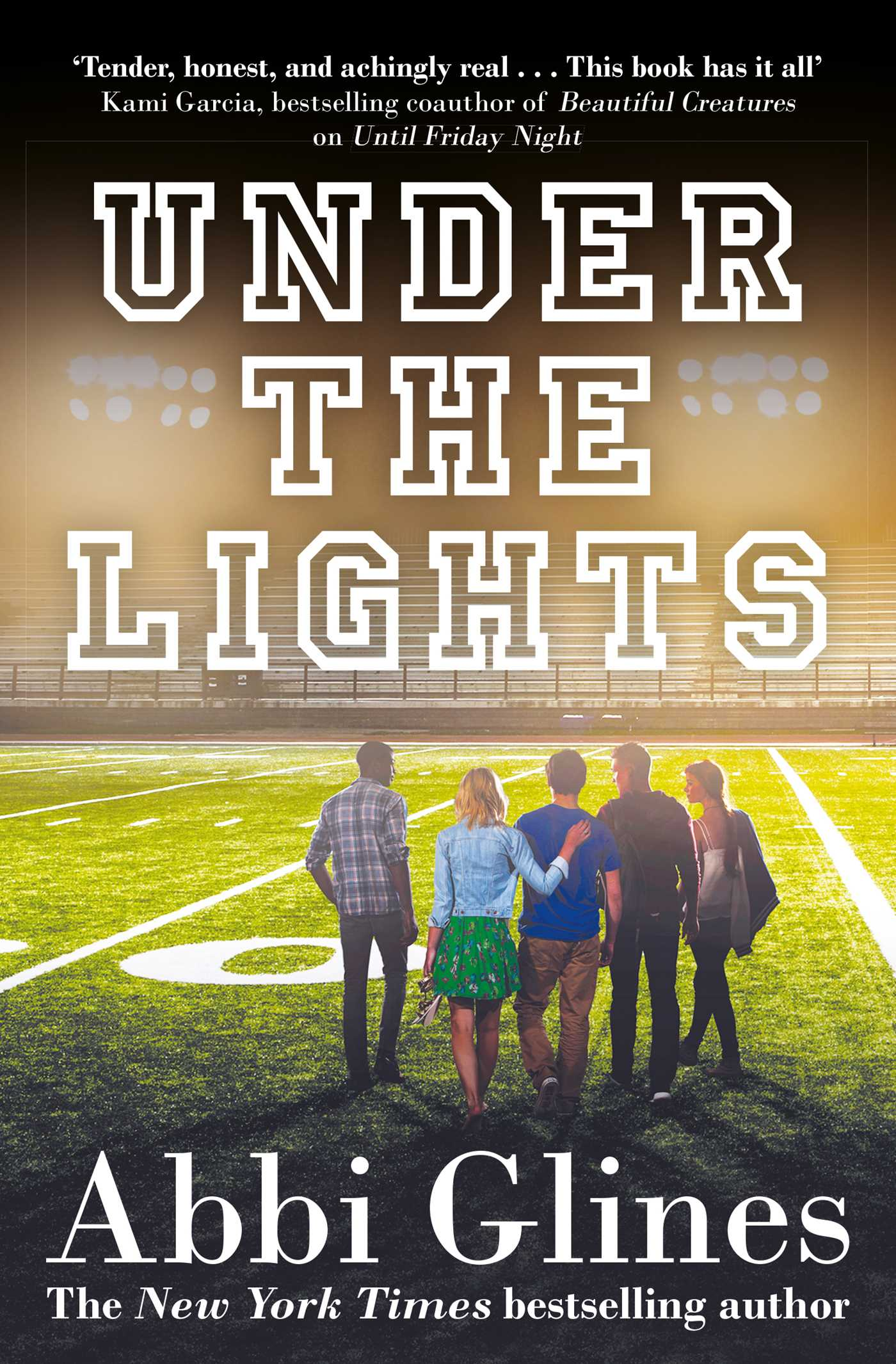Under the lights 9781471125041 hr