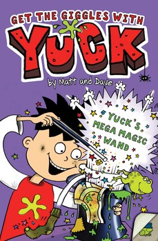 Yuck's Mega Magic Wand