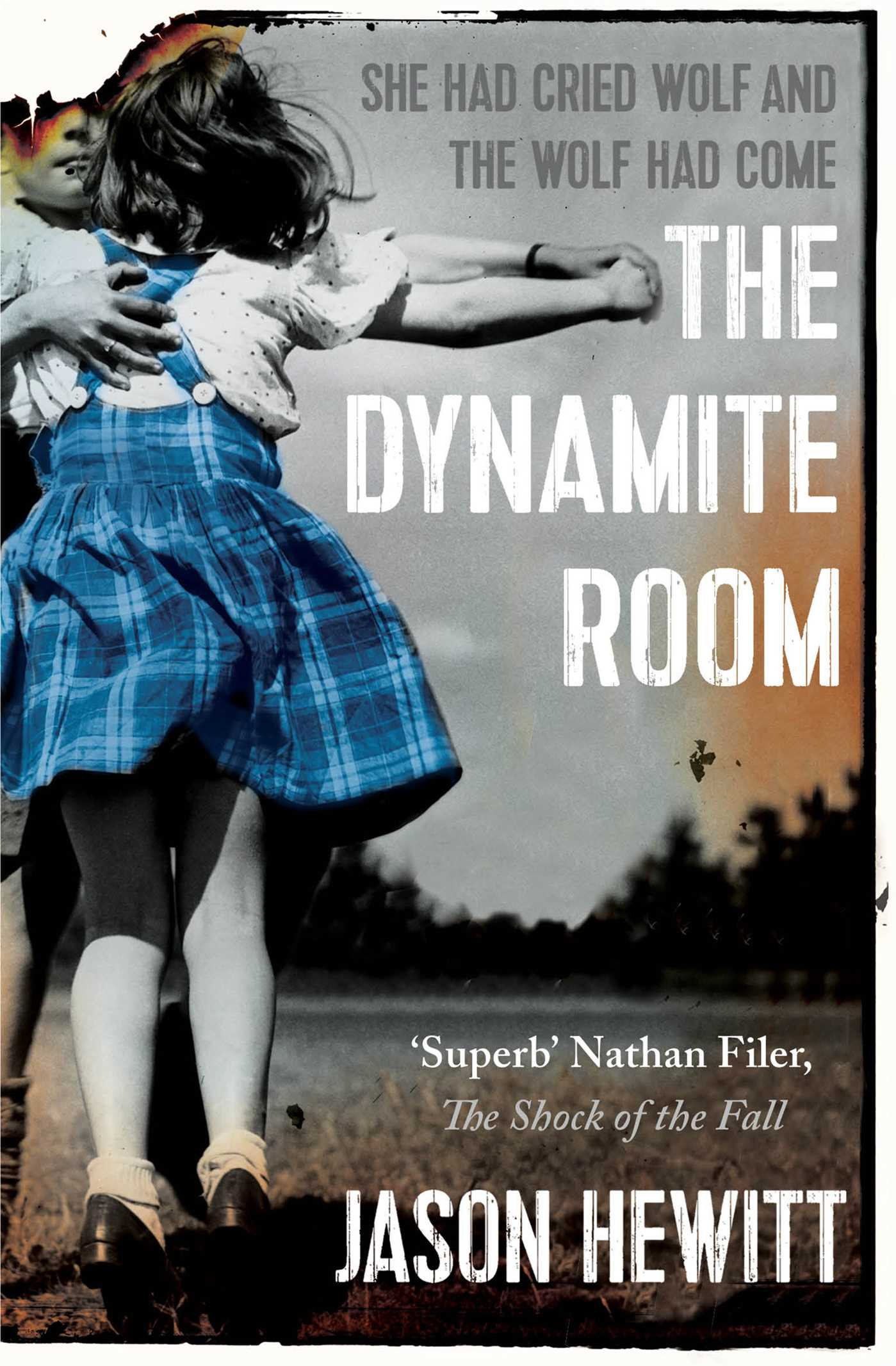The dynamite room 9781471127434 hr