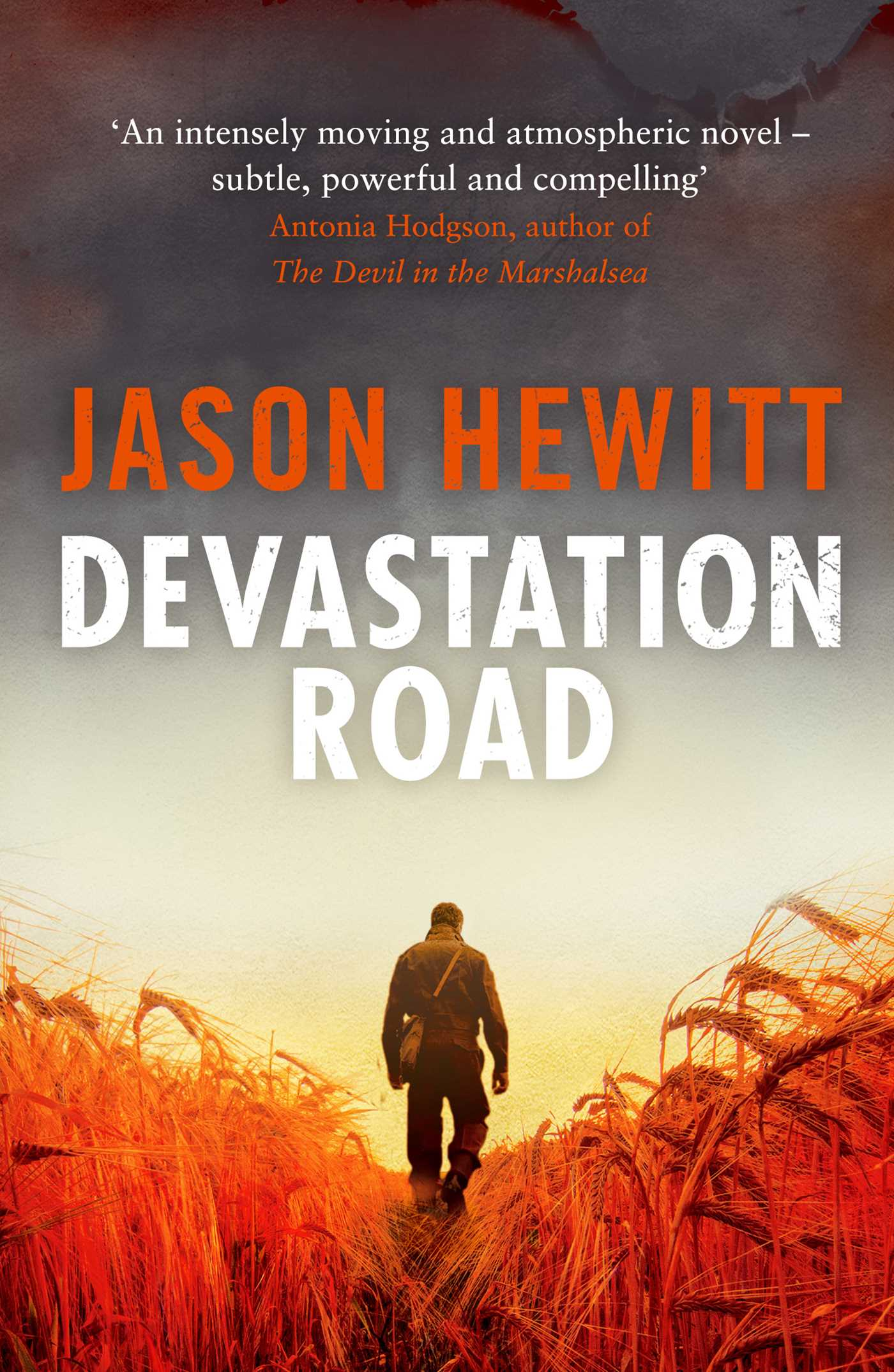 Devastation road 9781471127472 hr