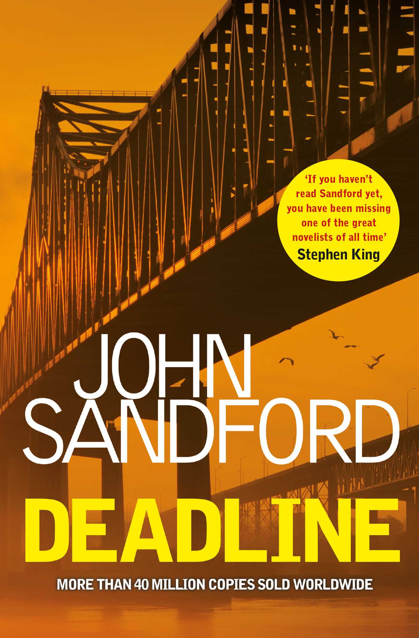 Deadline Book by John Sandford ficial Publisher Page