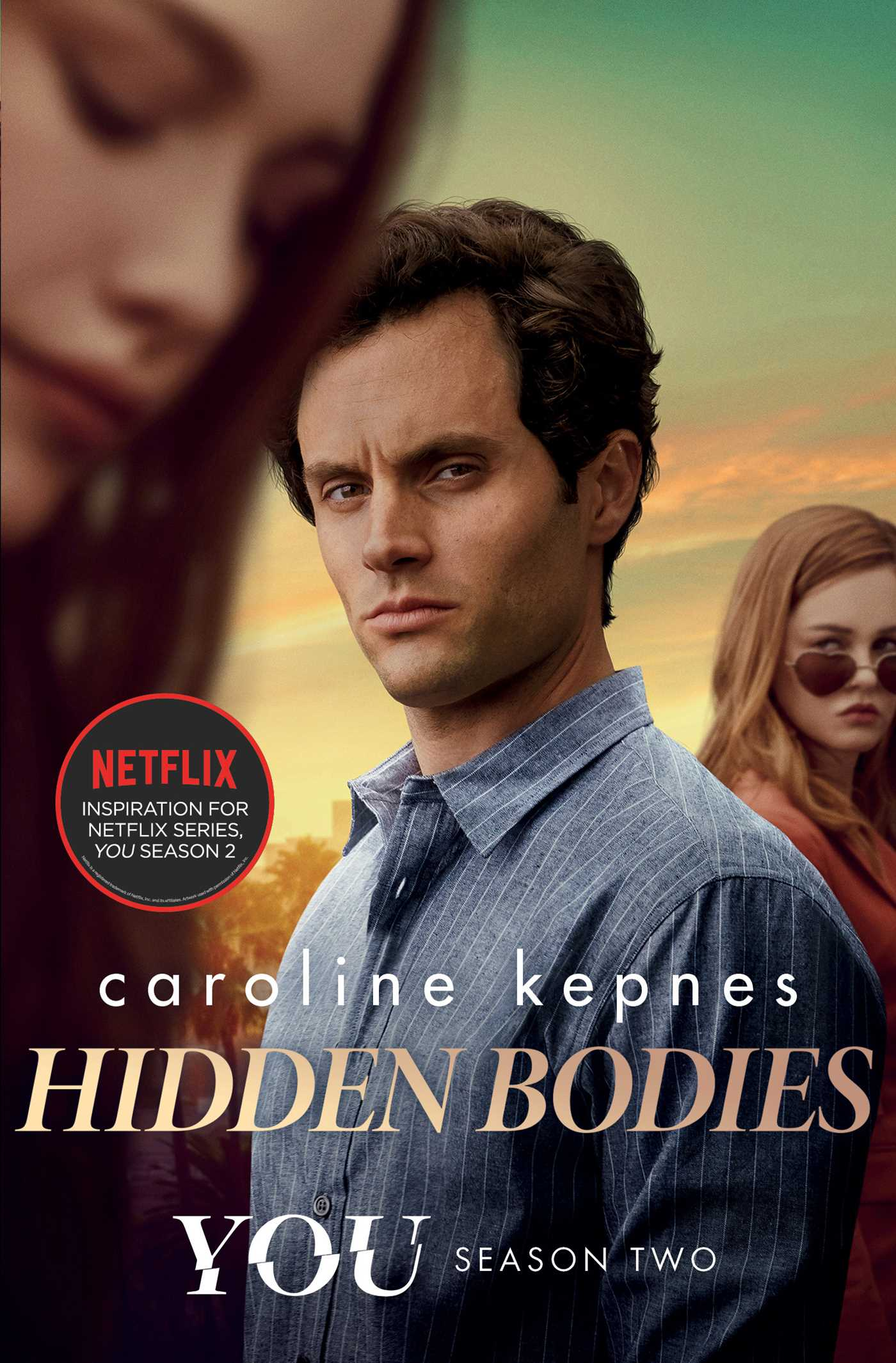 Image result for hidden bodies caroline kepnes book cover