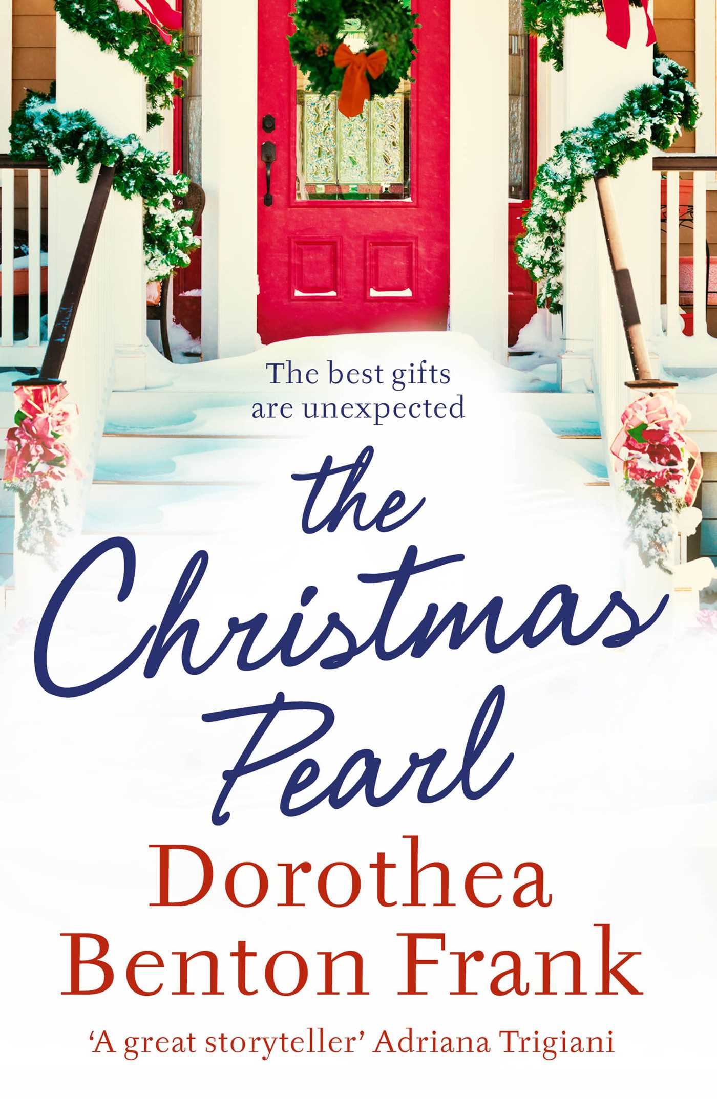 book cover image jpg the christmas pearl - The Christmas Pearl