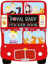 Royal Baby Sticker Book
