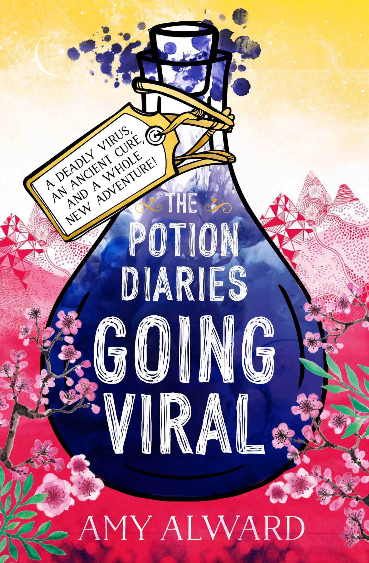 The potion diaries going viral 9781471143618 hr