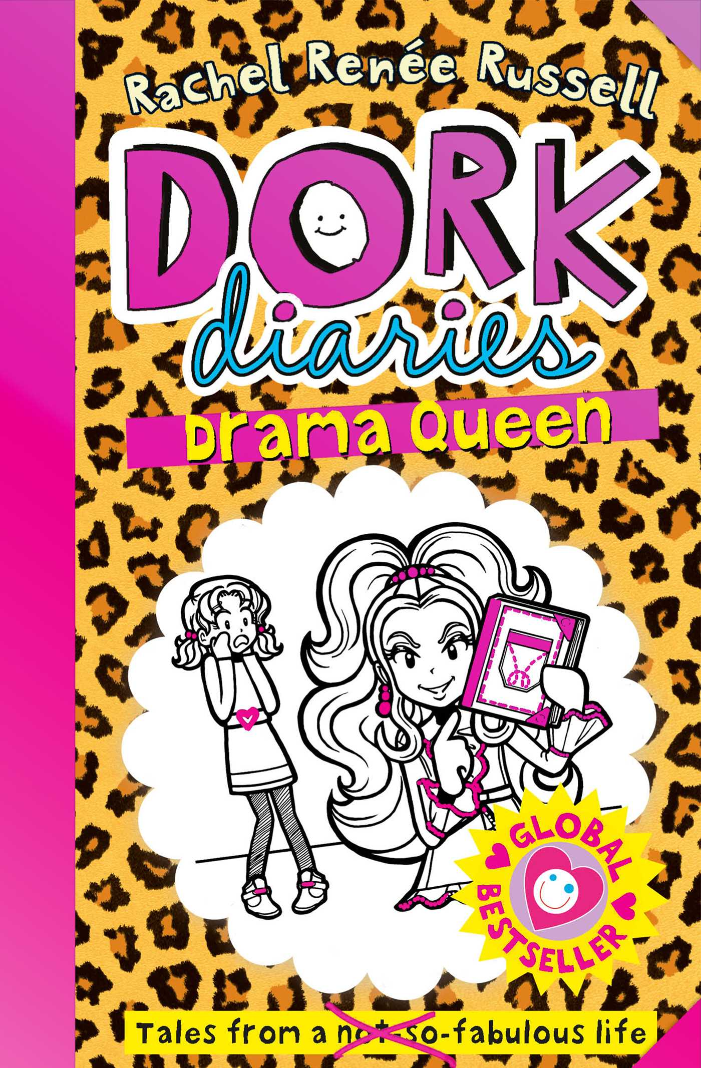 Dork diaries drama queen book by rachel renee russell official book cover image jpg dork diaries drama queen solutioingenieria Choice Image