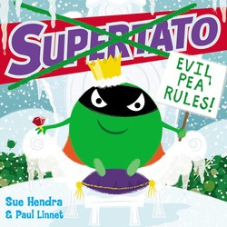 Supertato: Evil Pea Rules