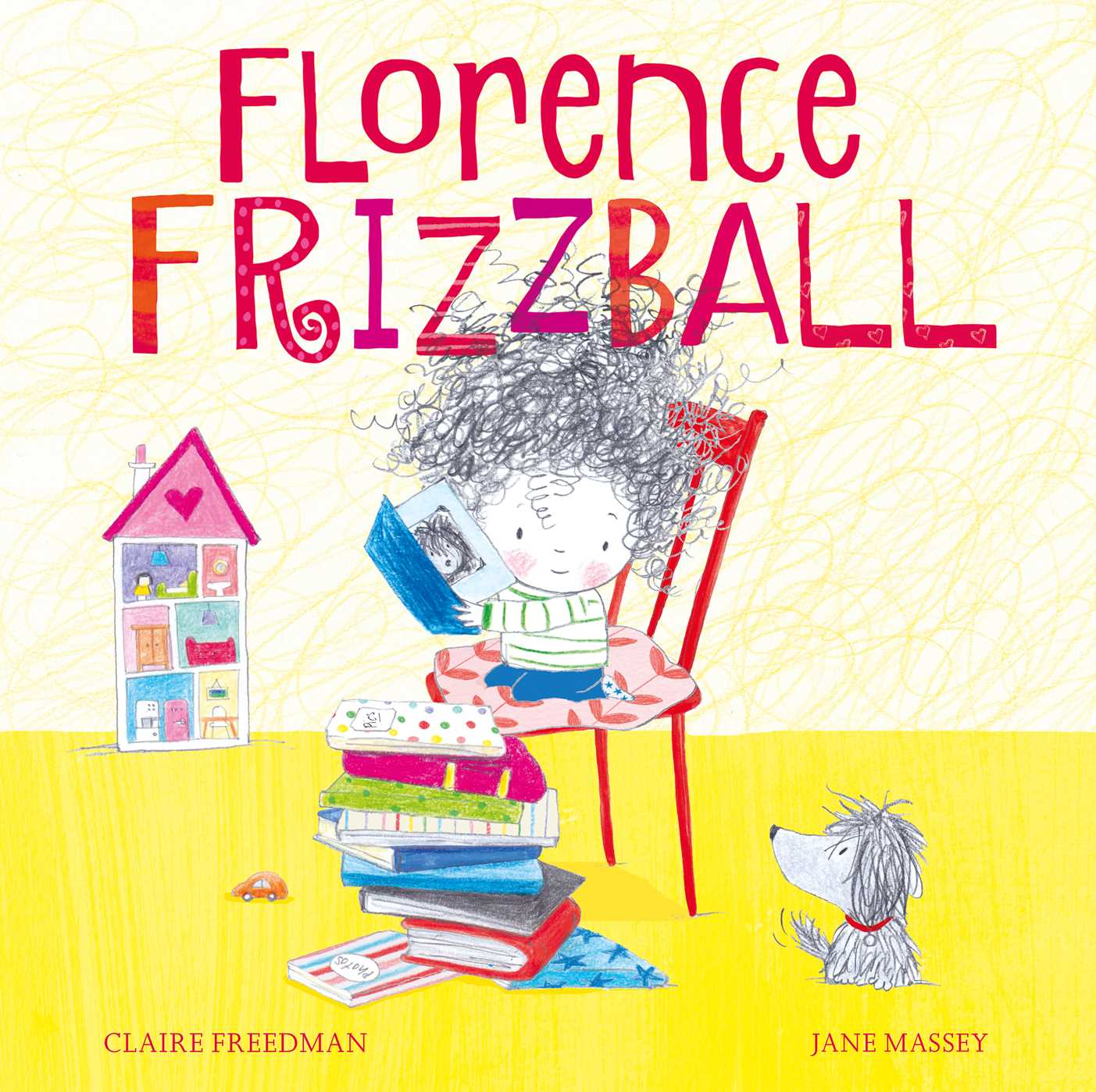 Florence frizzball 9781471144554 hr