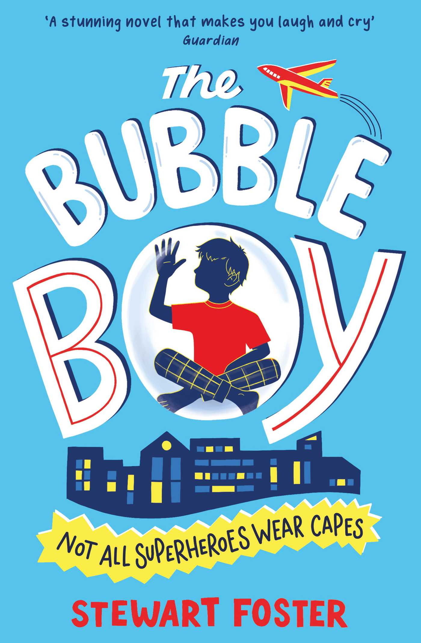 The bubble boy 9781471145407 hr