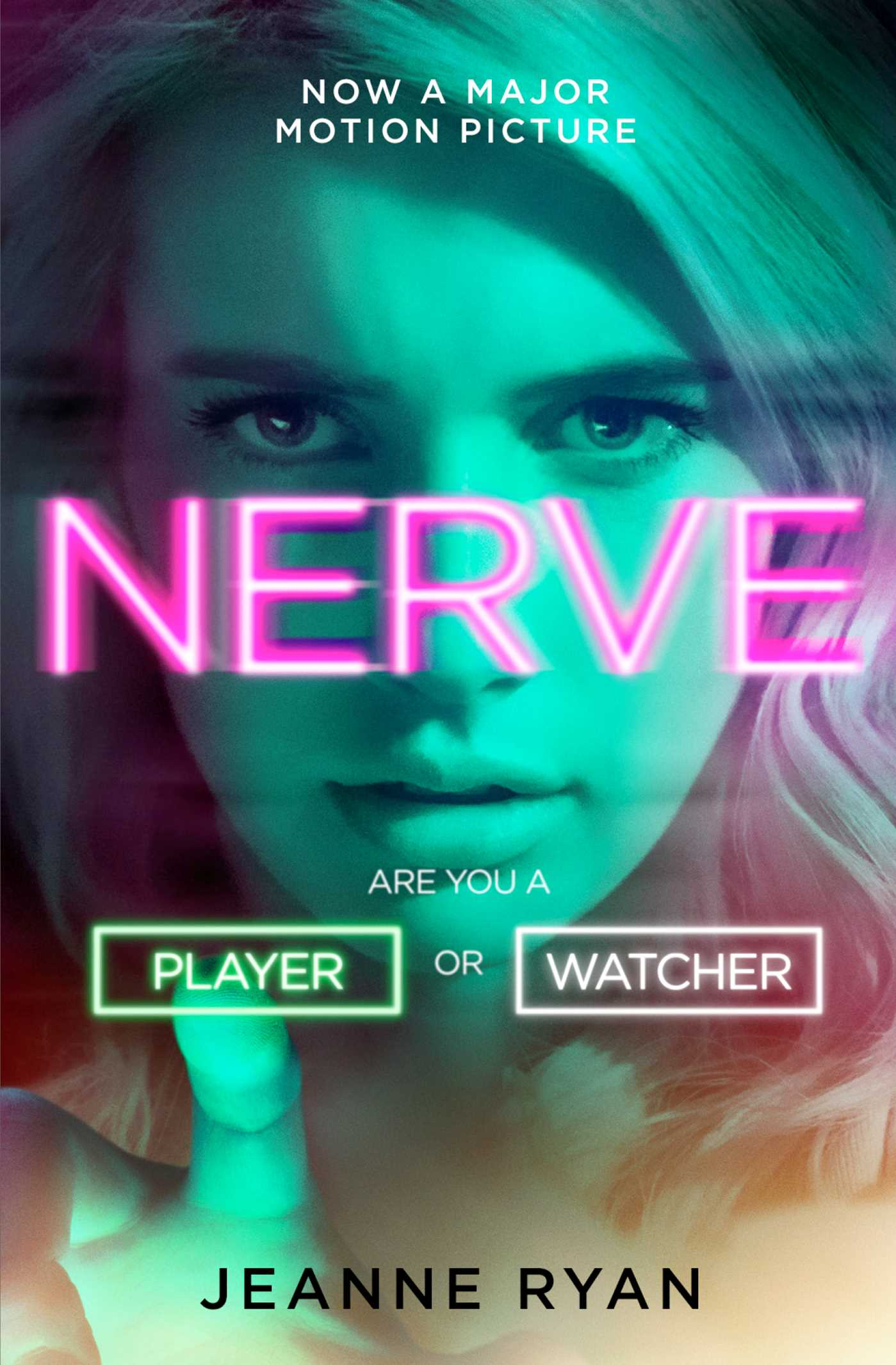 Review Nerve By Jeanne Ryan The Mad Reader