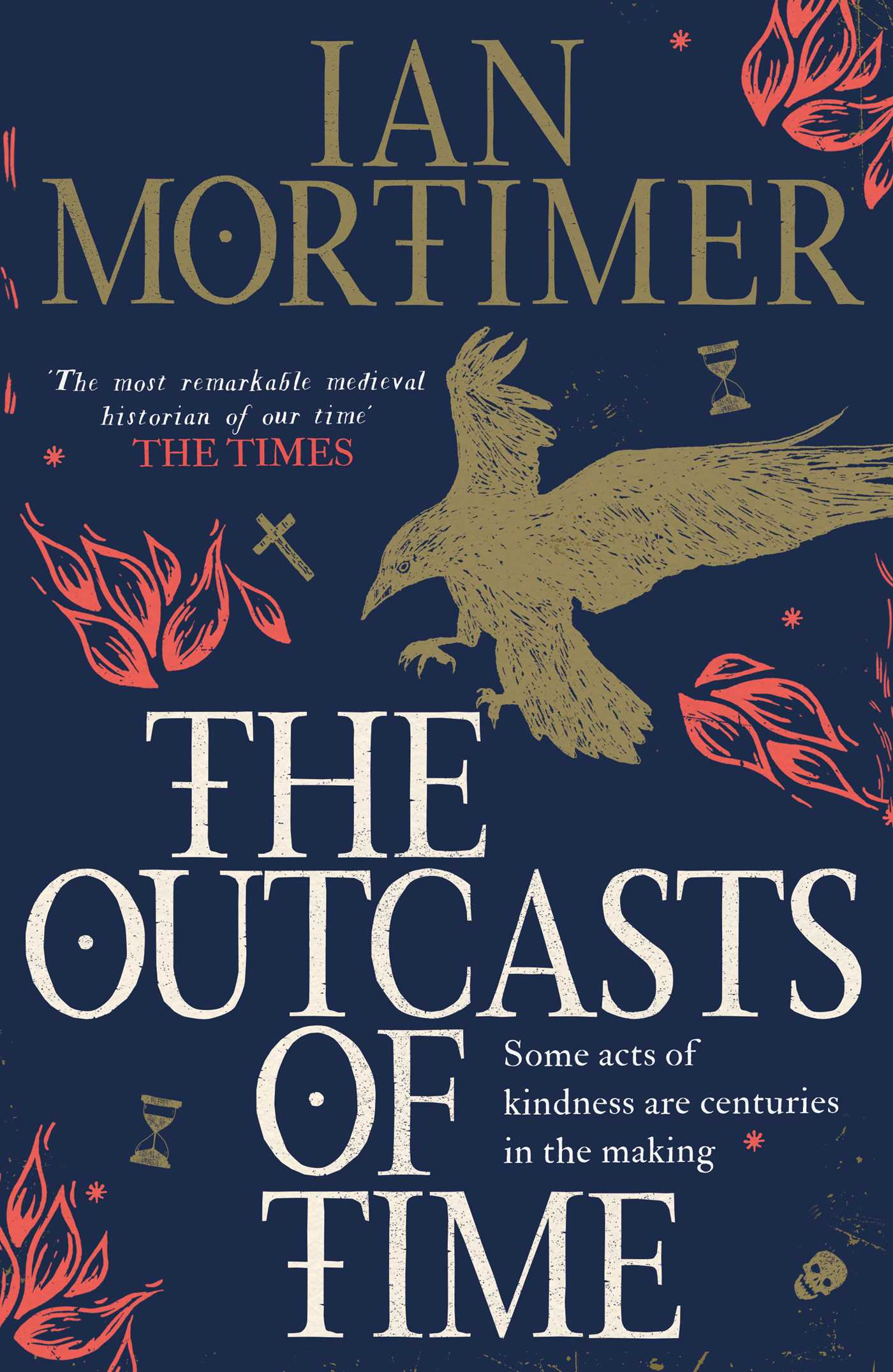 The outcasts of time 9781471146558 hr