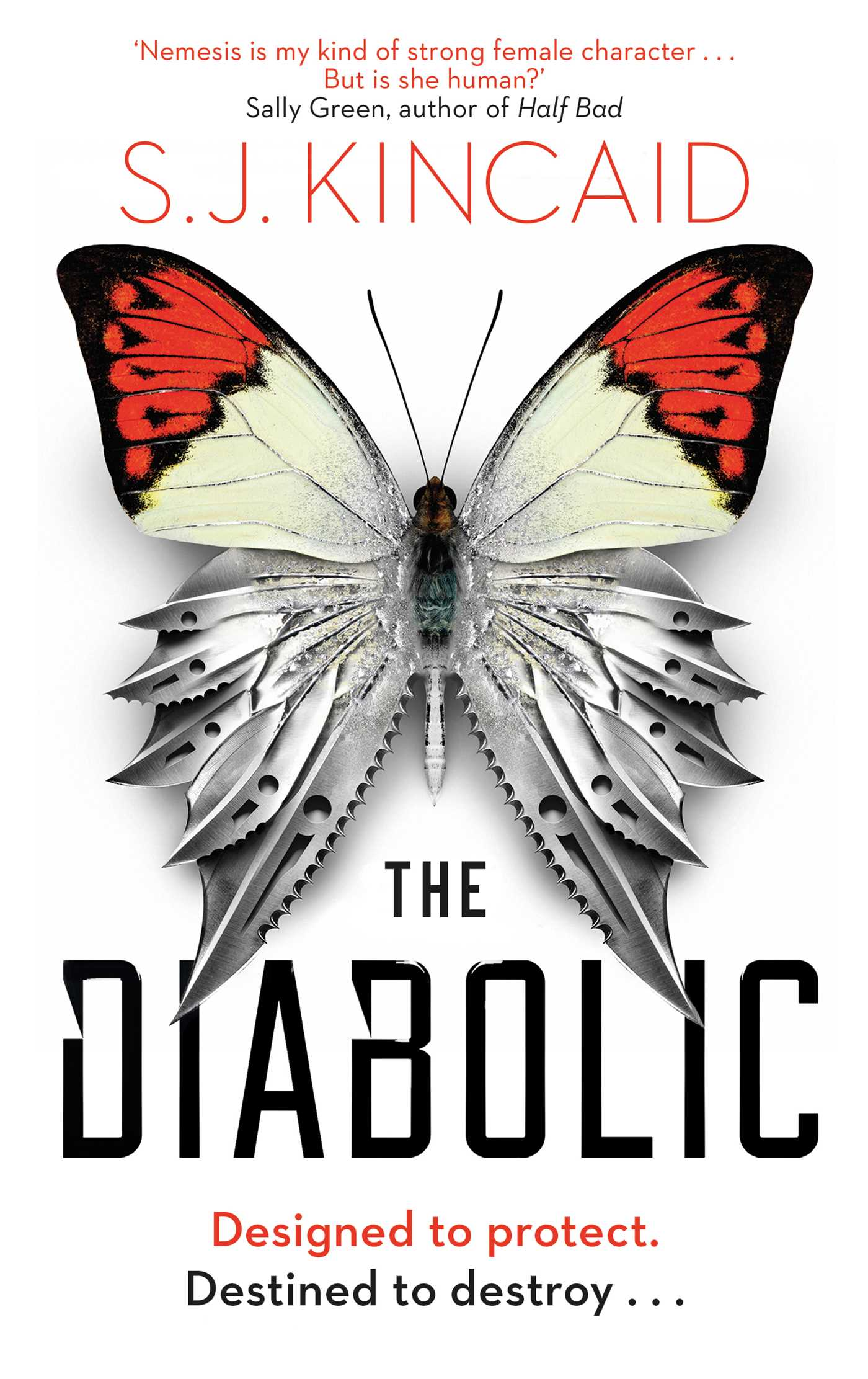 The diabolic 9781471147142 hr
