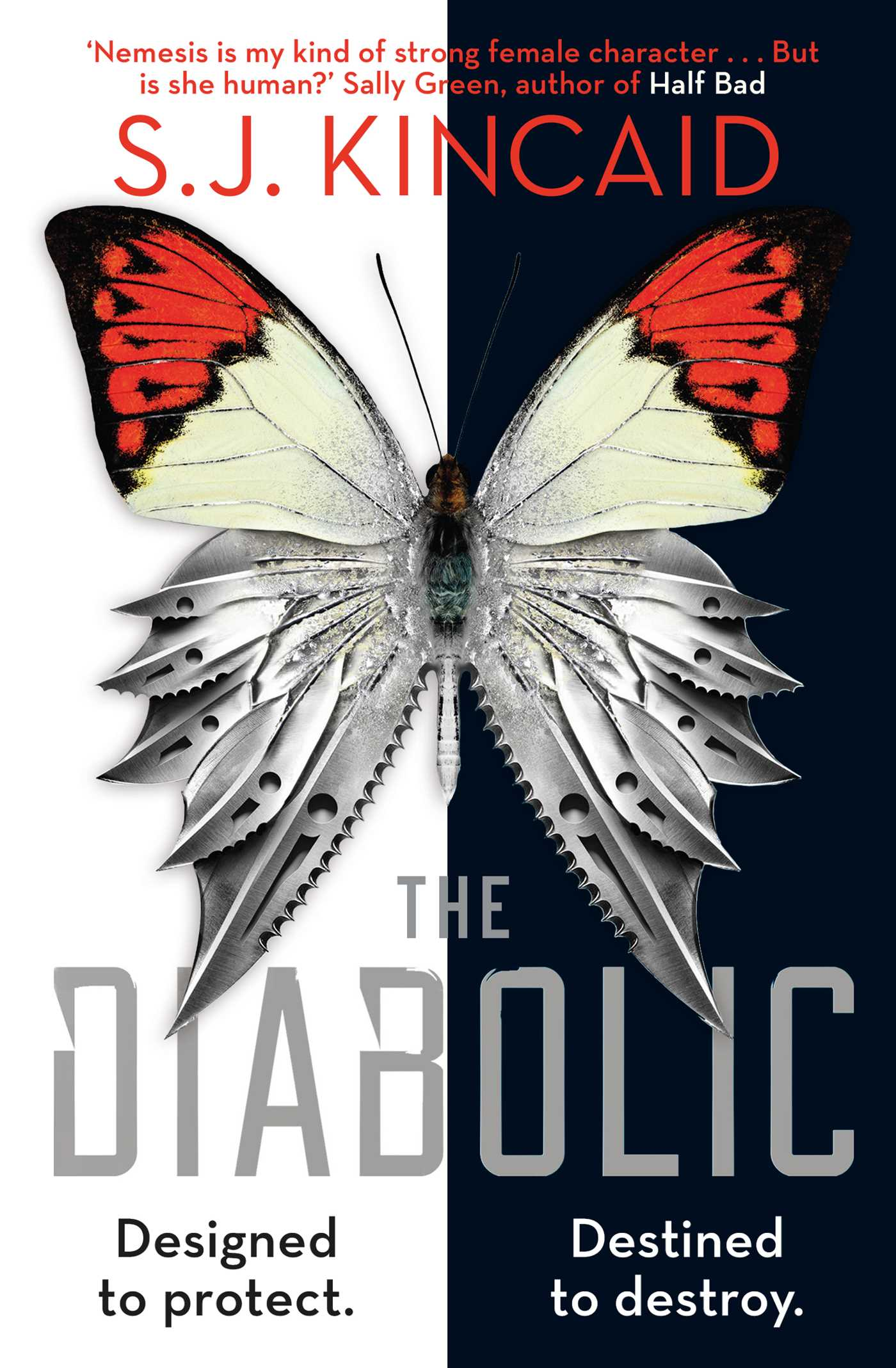The diabolic 9781471147159 hr