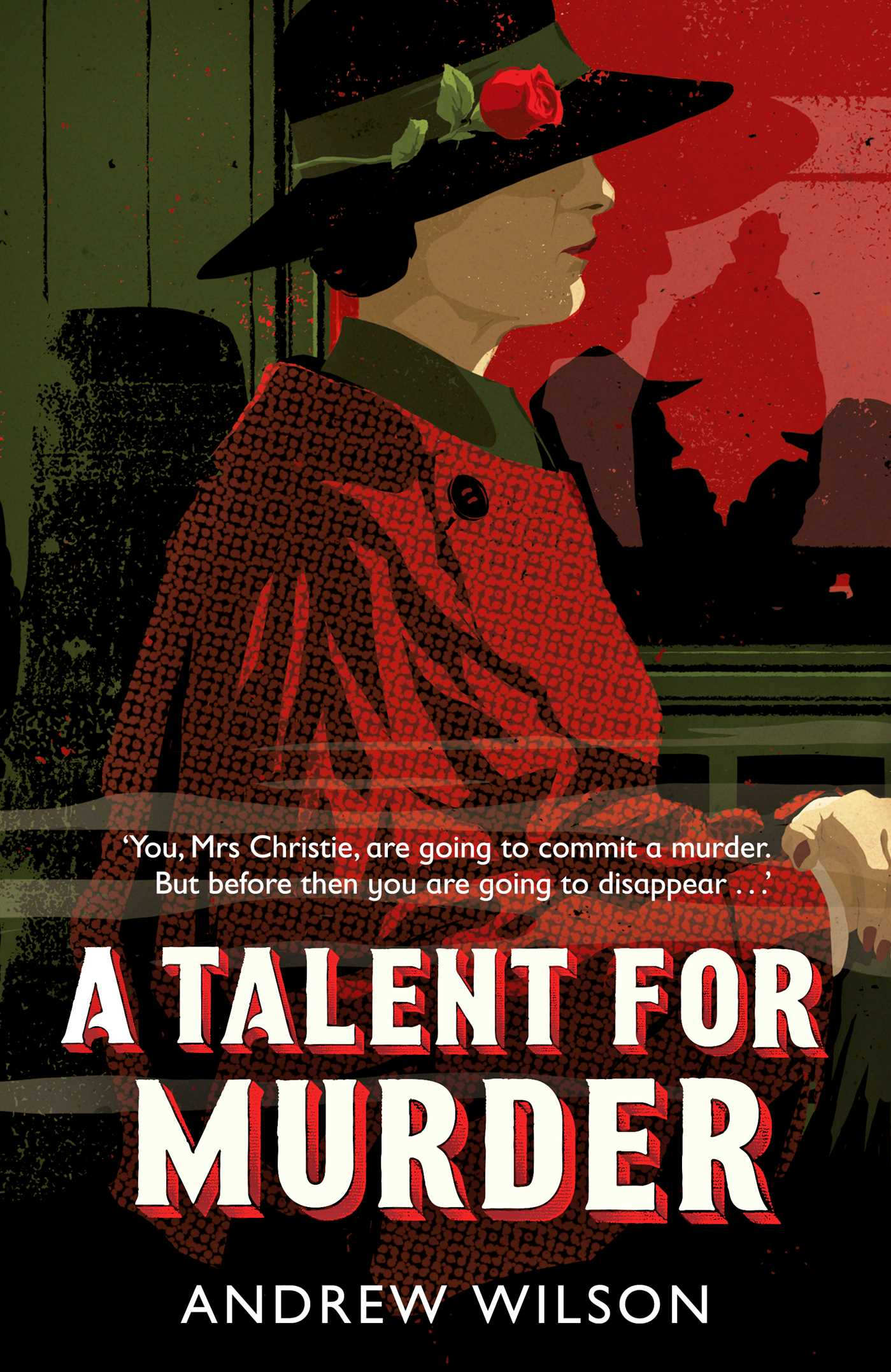 A talent for murder 9781471148217 hr