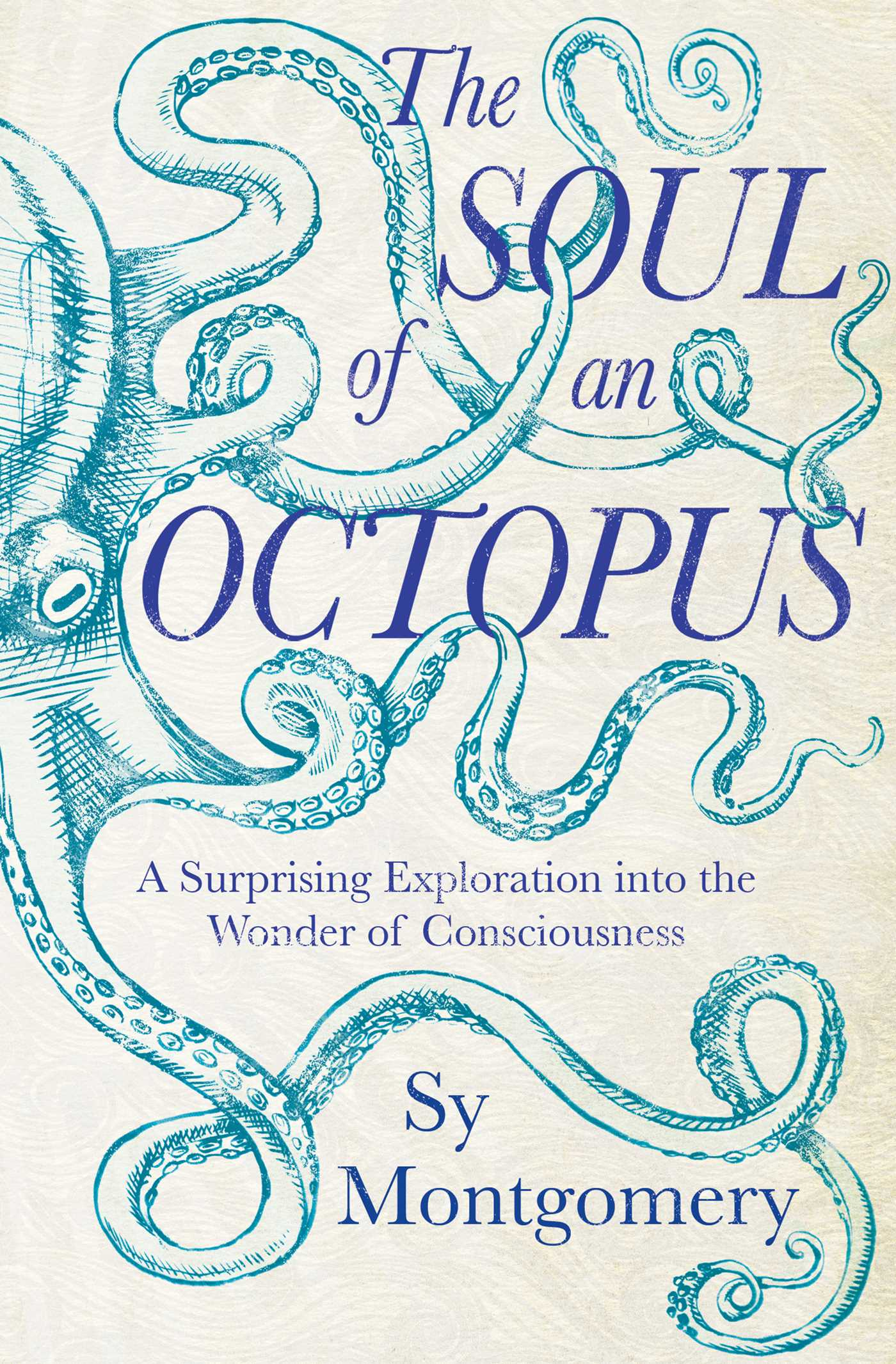 """deep intellect by sy montgomery May 14, 2015 — after a 2011 orion magazine piece, """"deep intellect,"""" about the sensitive sweet-natured giant pacific octopus at the new england aquarium went viral, sy knew she had her next book idea."""