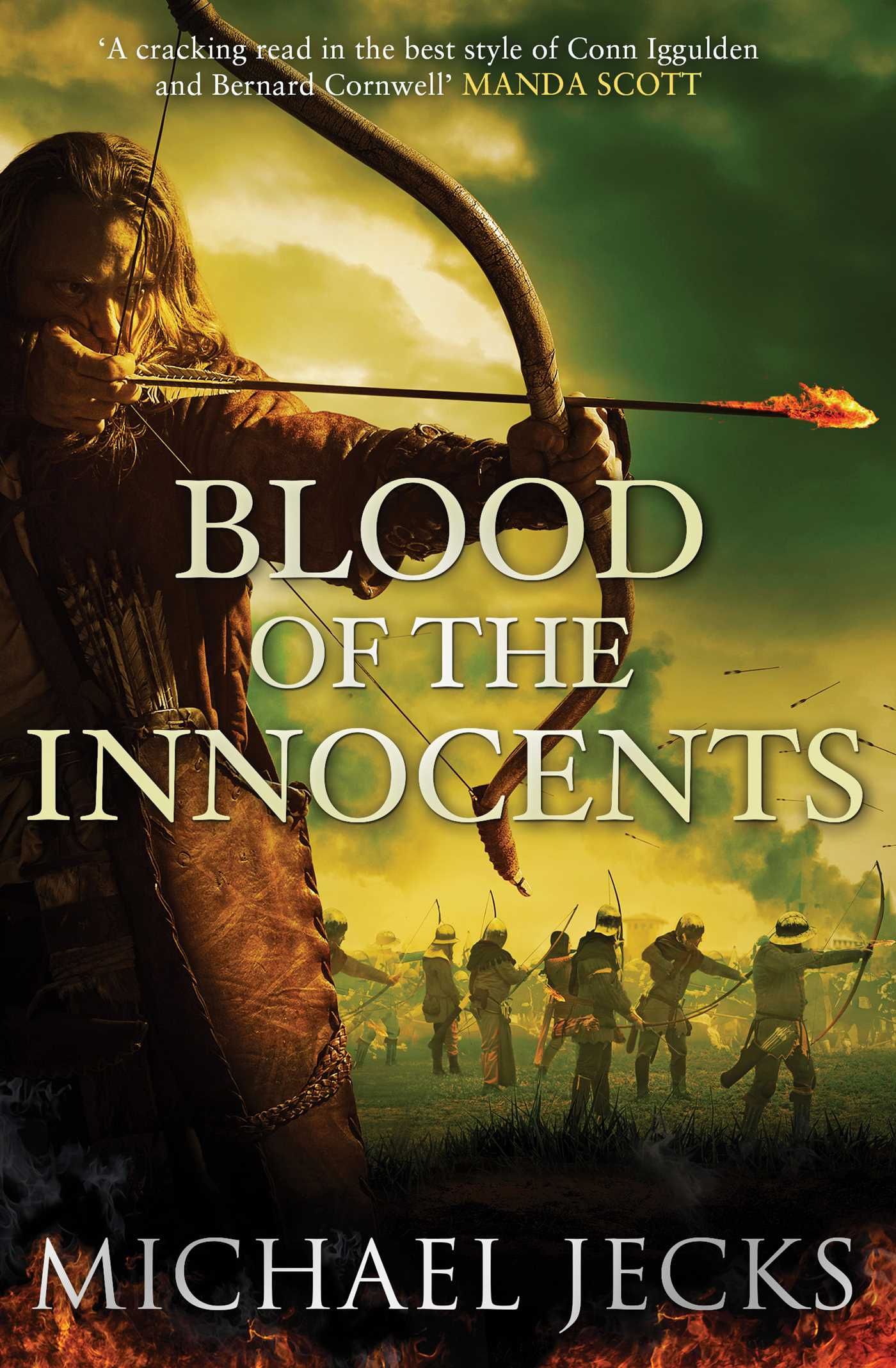 Blood of the innocents 9781471149986 hr
