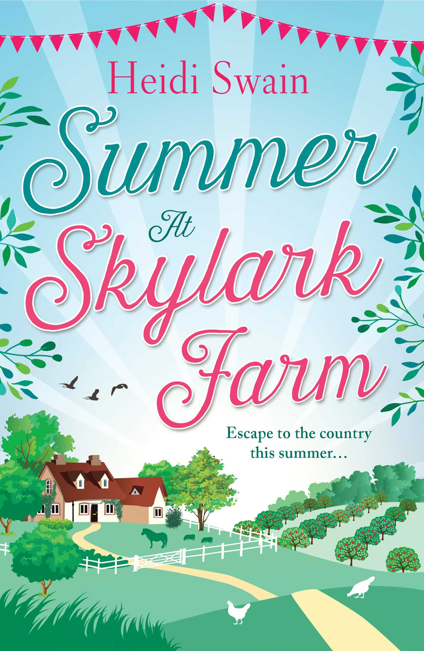 Summer at skylark farm 9781471150098 hr